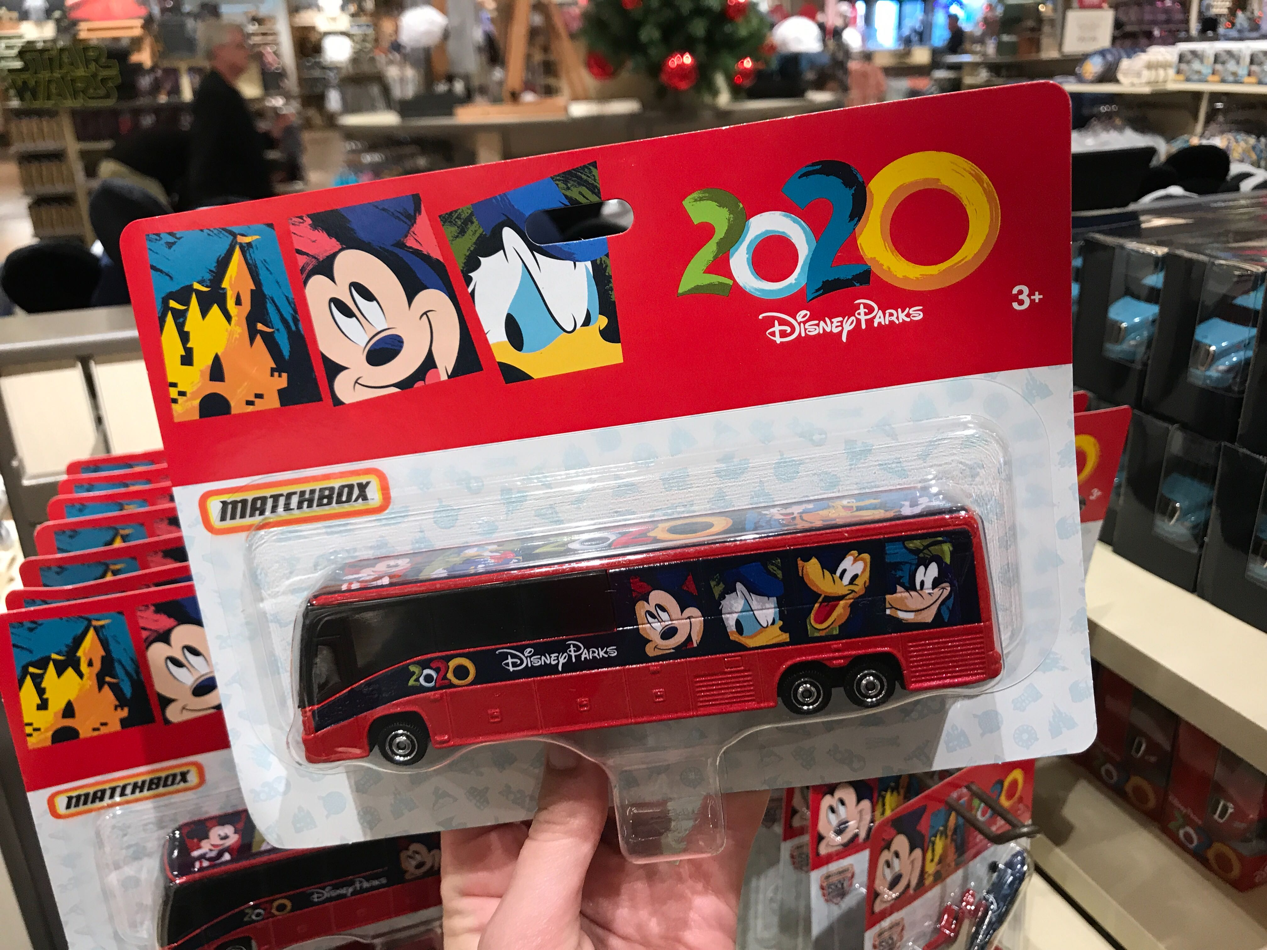 Toy Bus - $14.99