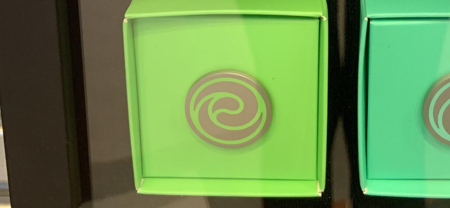 EPCOT pavilion logo pins 12/23/19 18