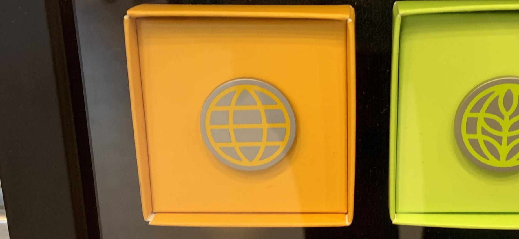 EPCOT pavilion logo pins 12/23/19 19