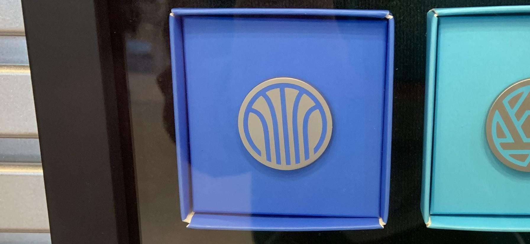 EPCOT pavilion logo pins 12/23/19 16