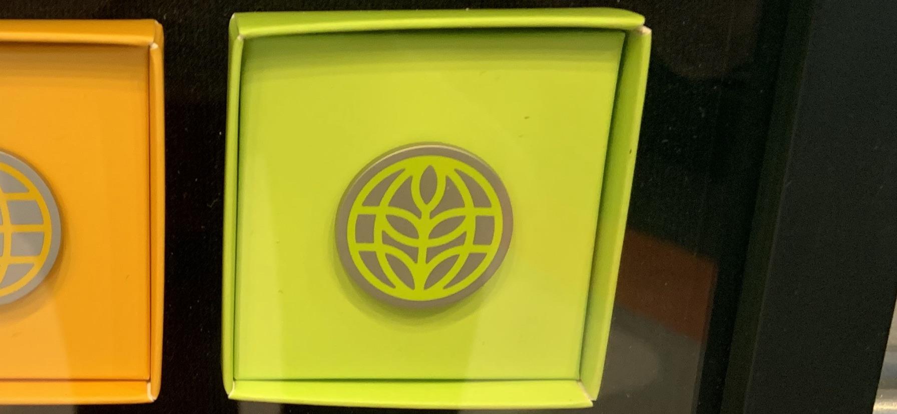 EPCOT pavilion logo pins 12/23/19 21