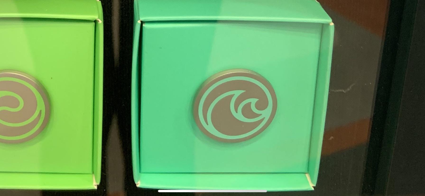 EPCOT pavilion logo pins 12/23/19 20