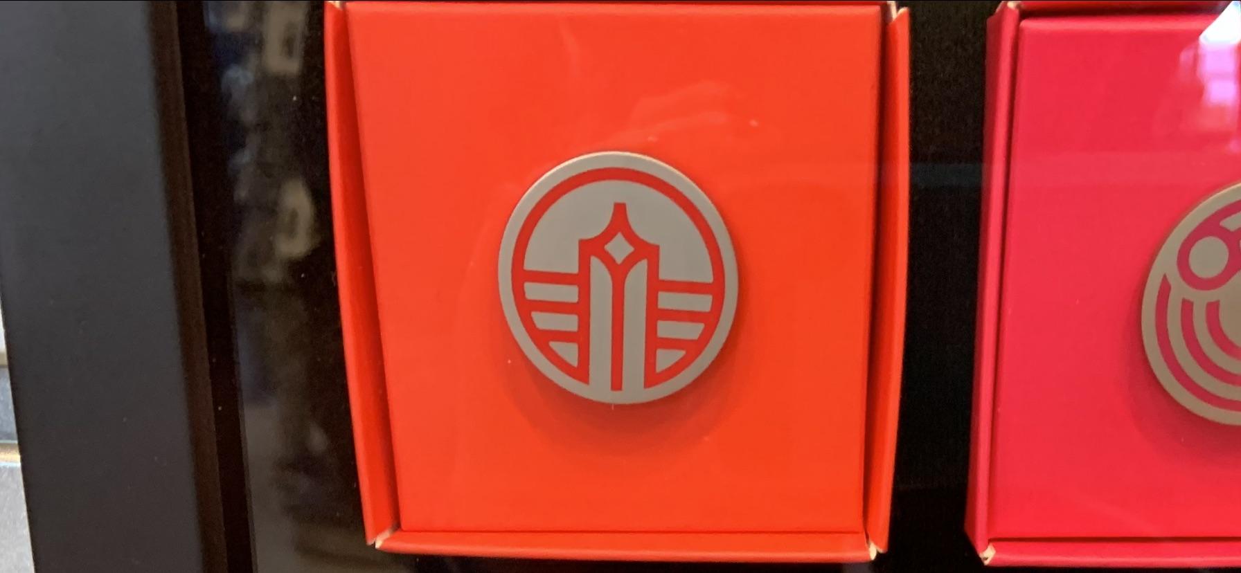 EPCOT pavilion logo pins 12/23/19 22