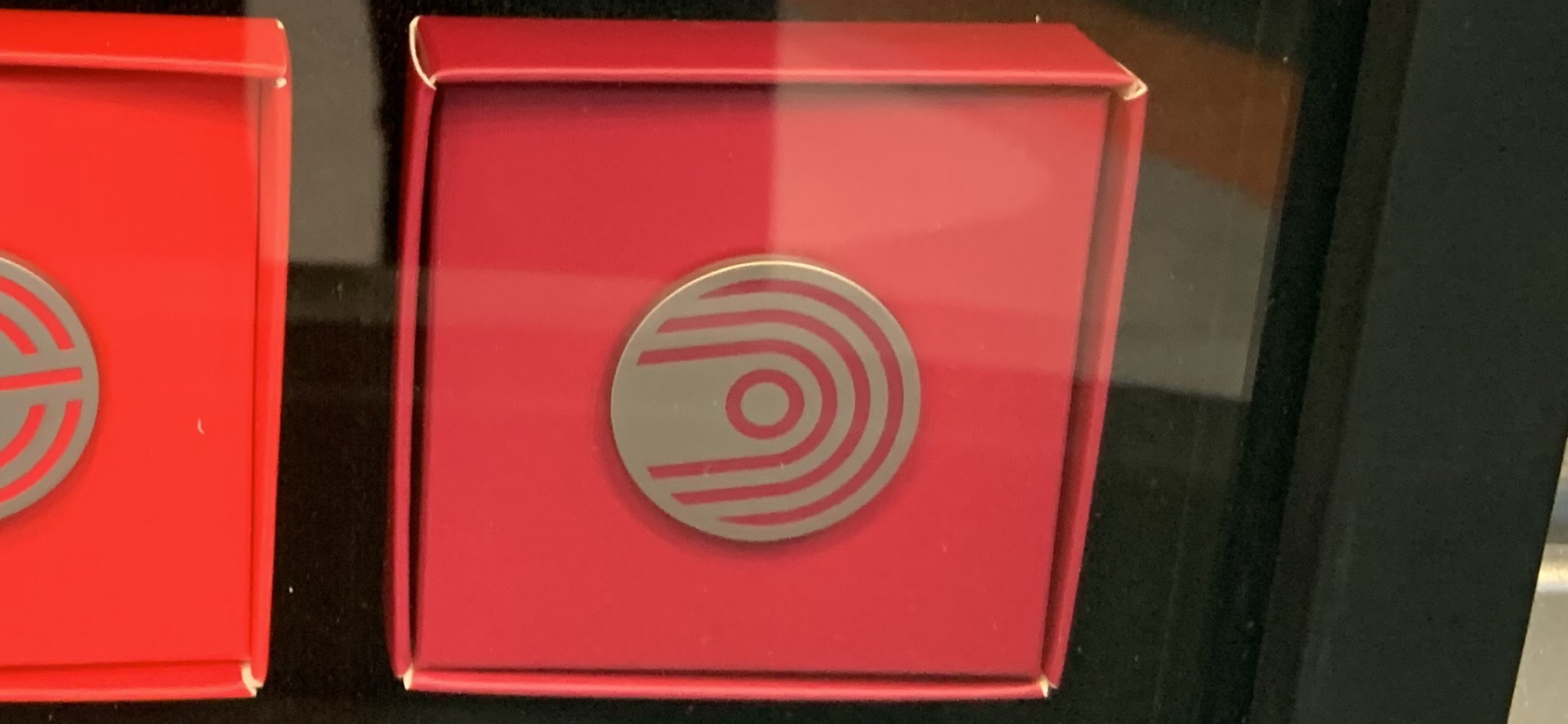 EPCOT pavilion logo pins 12/23/19 24