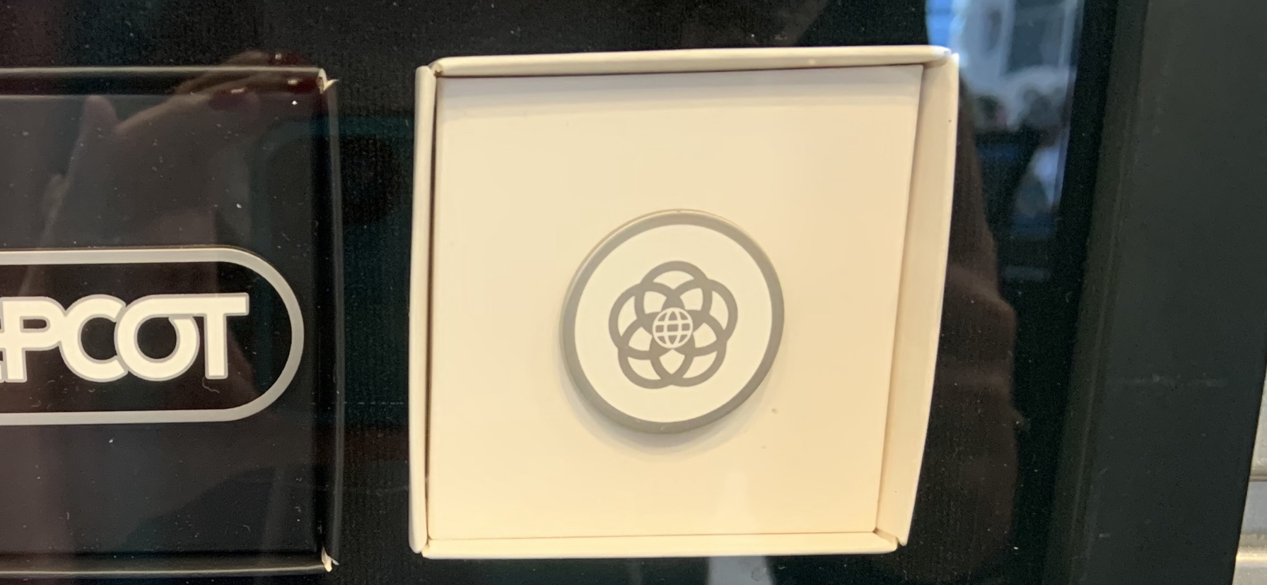EPCOT pavilion logo pins 12/23/19 13