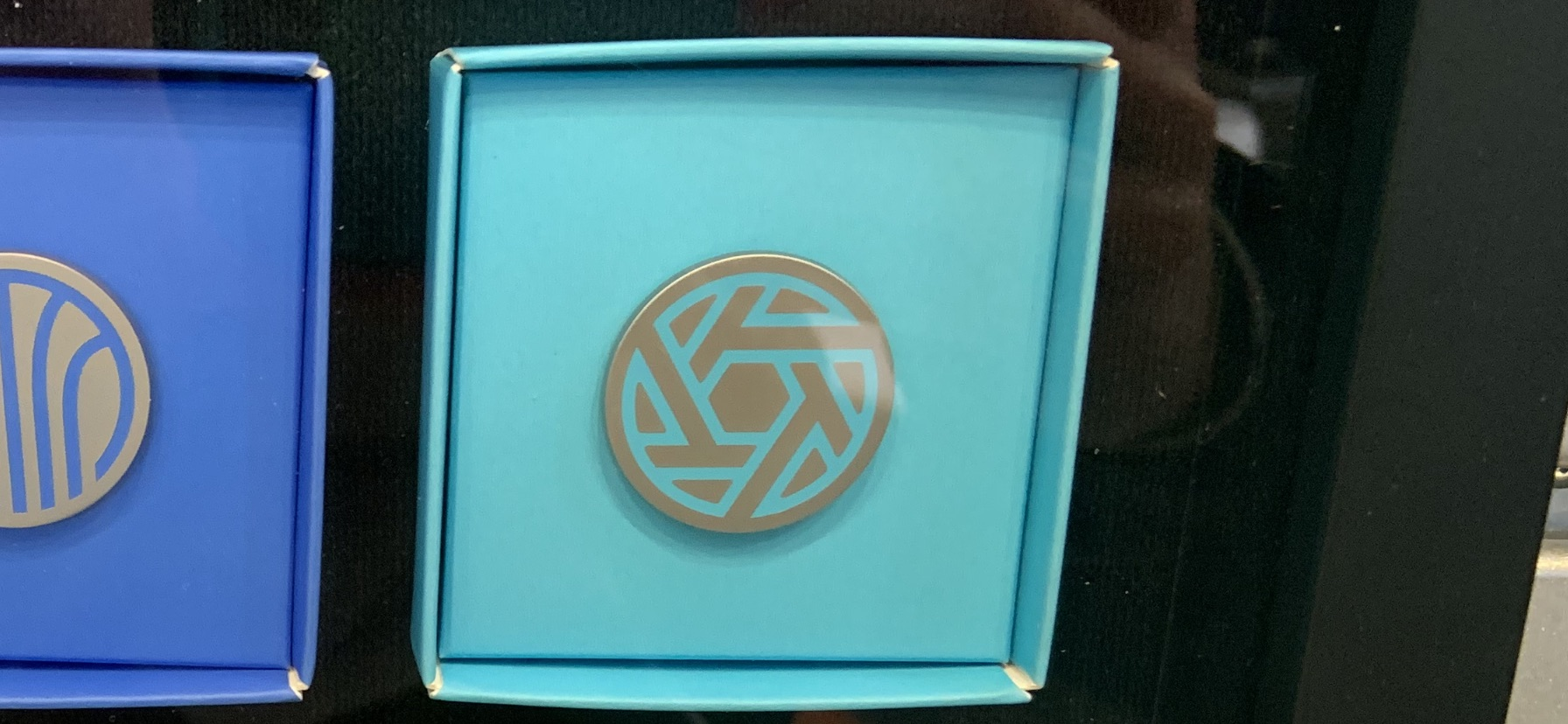 EPCOT pavilion logo pins 12/23/19 17