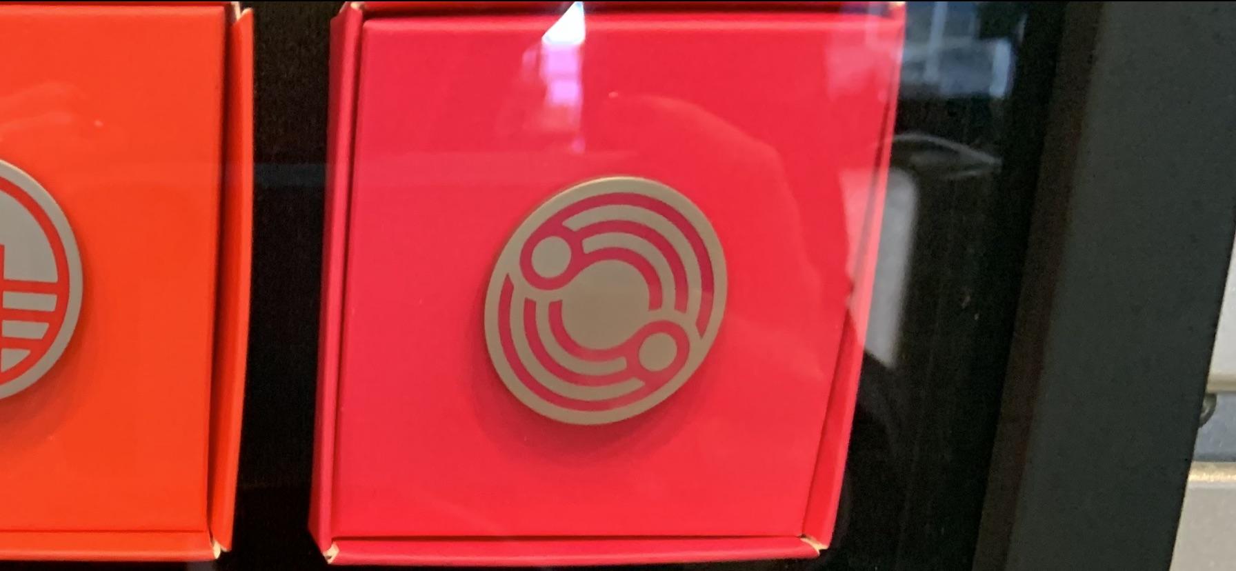 EPCOT pavilion logo pins 12/23/19 23