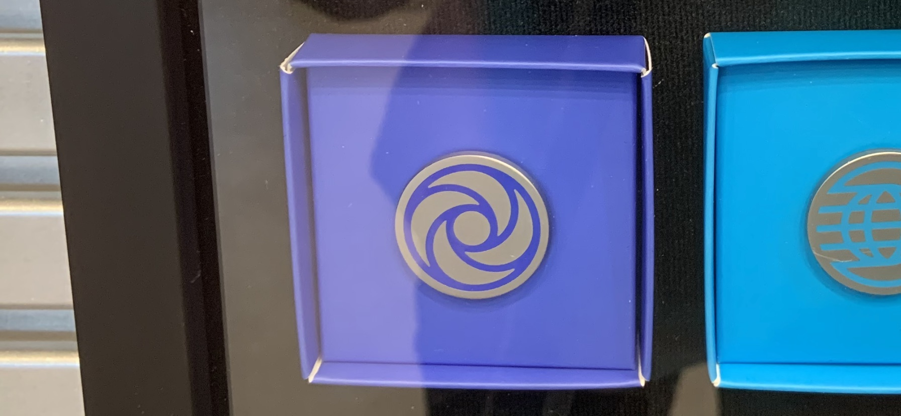 EPCOT pavilion logo pins 12/23/19 14