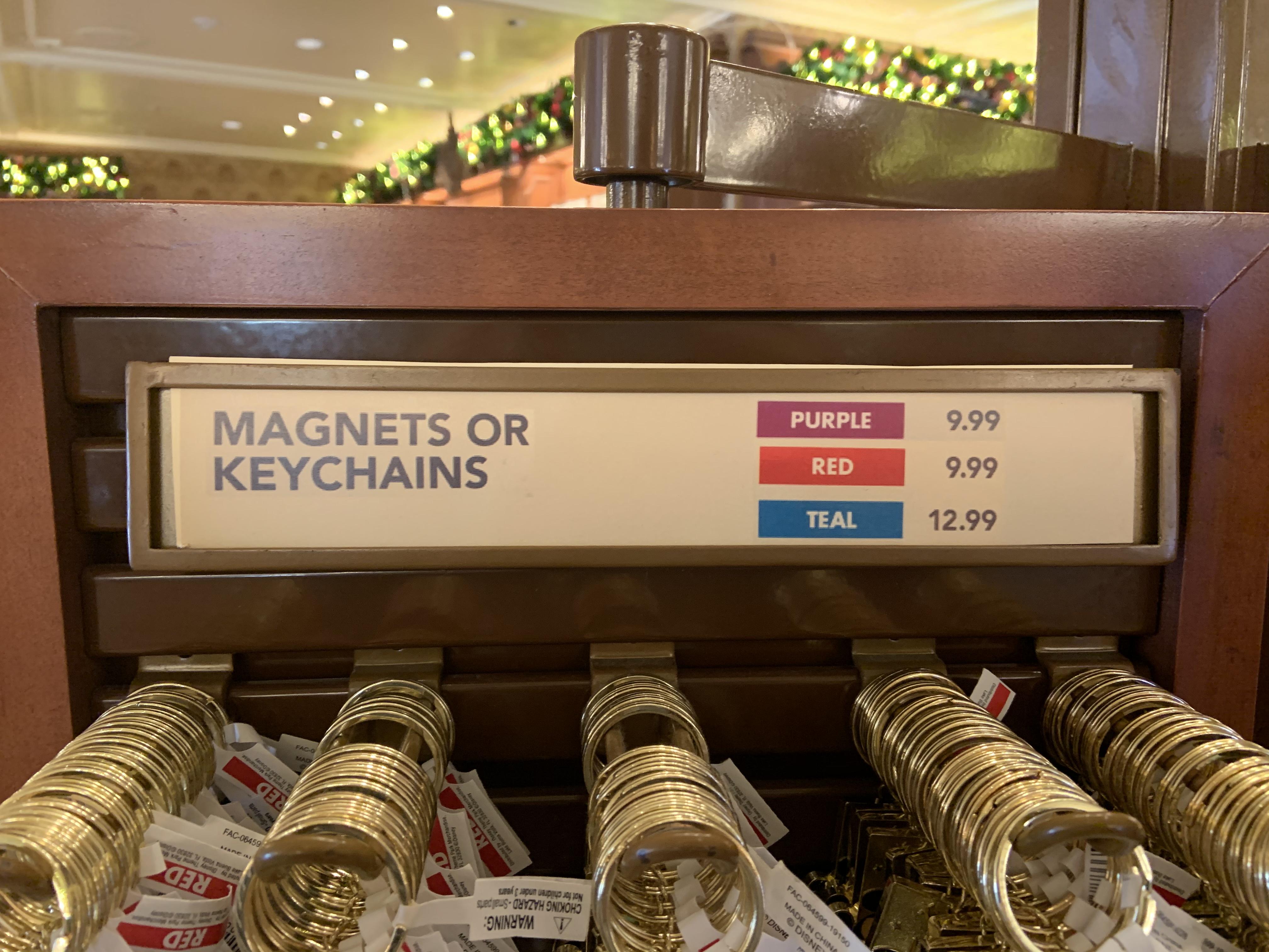 Keychains 1/7/20 2
