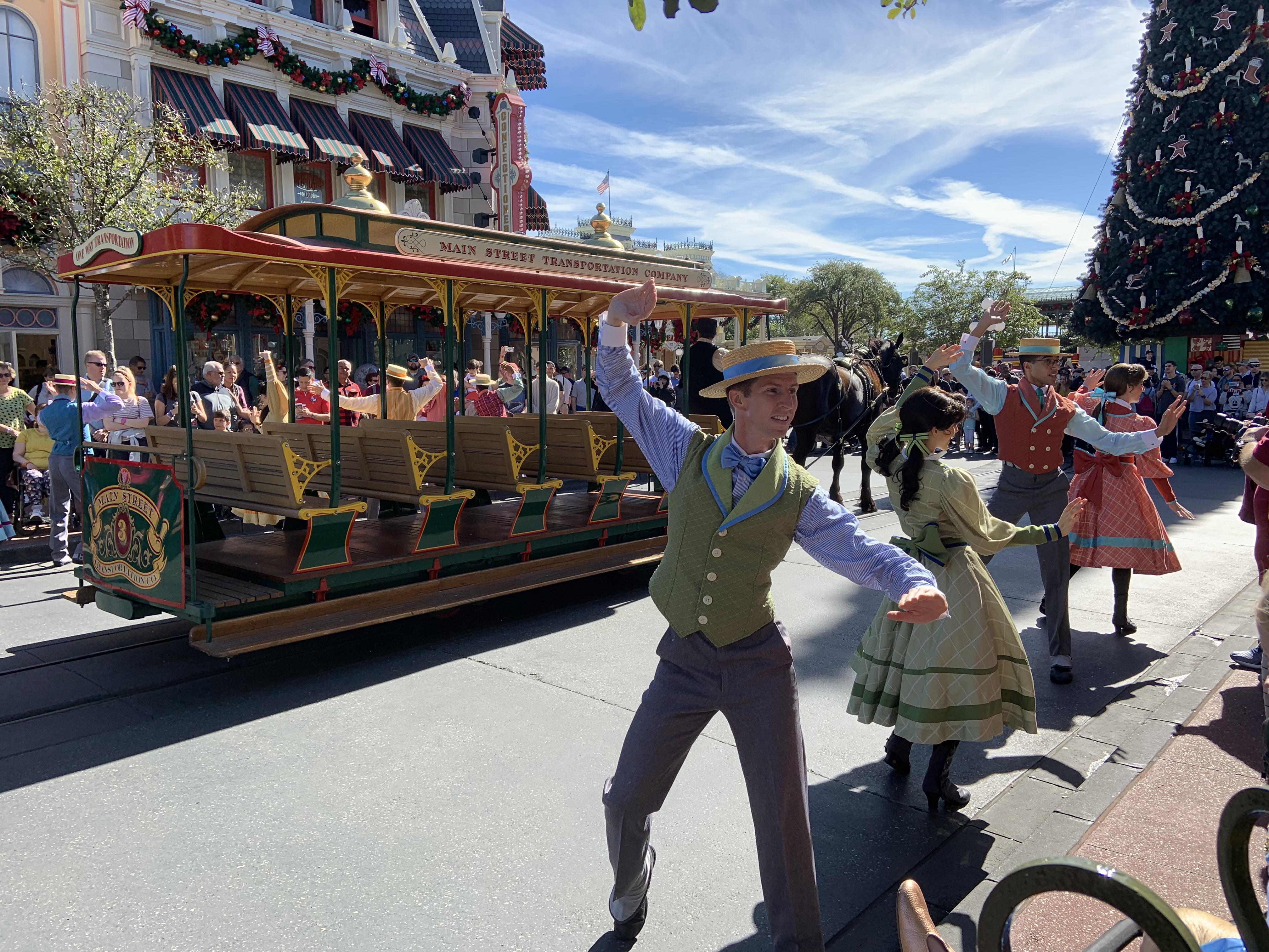 Main Street Trolley Show /7/20