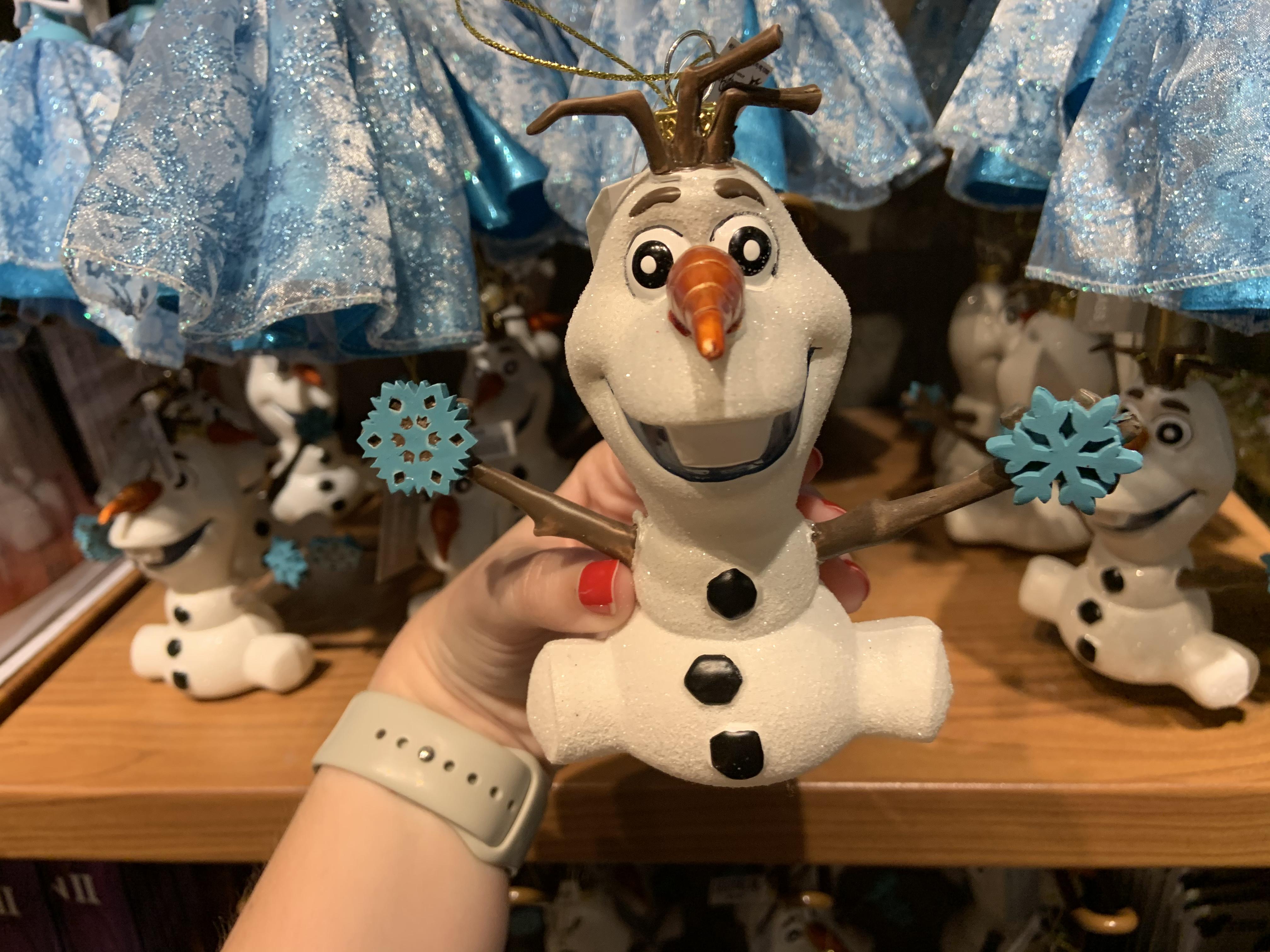 Olaf ornament 1/12/20 1