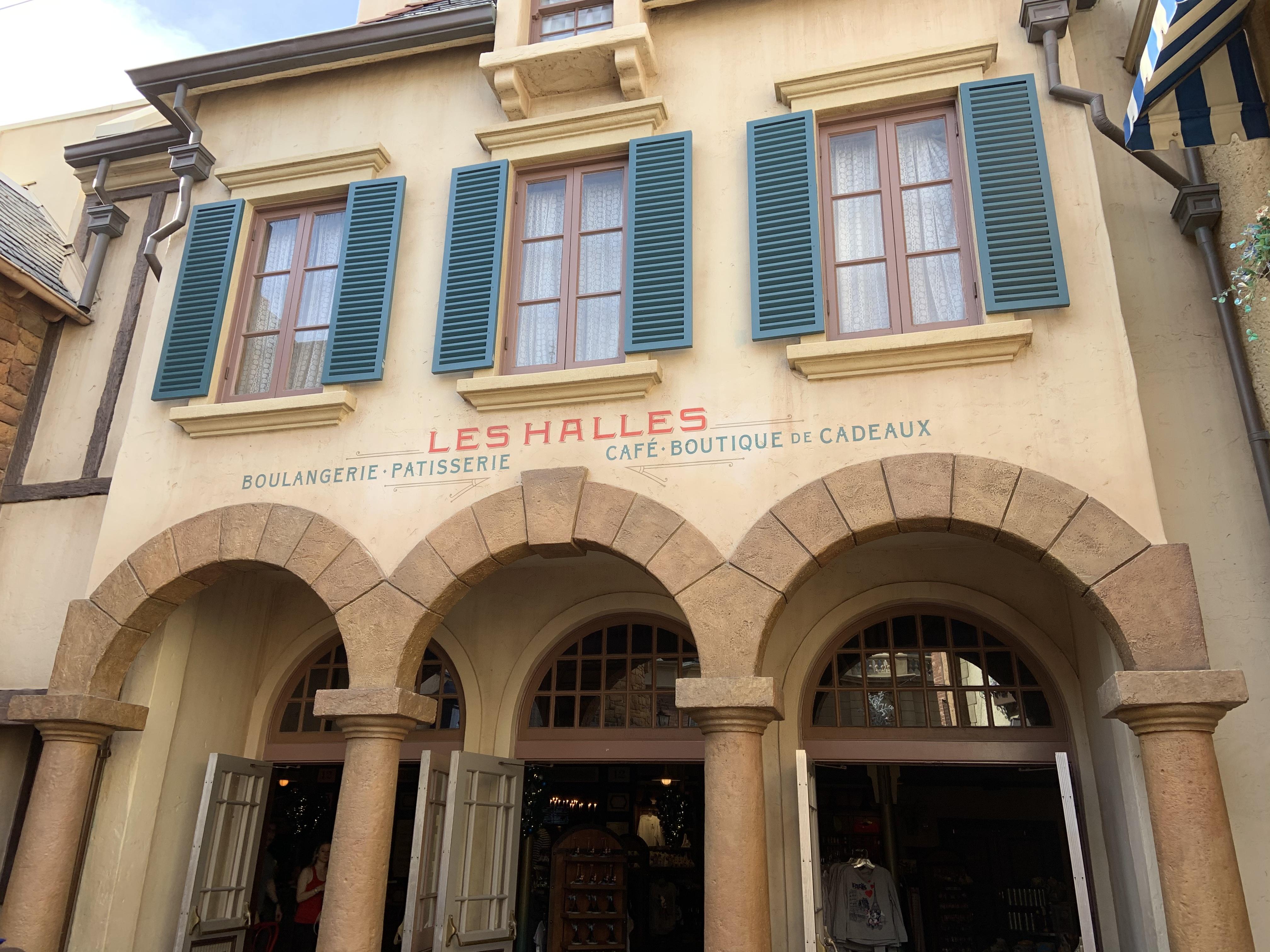Les Halles front 1/12/20