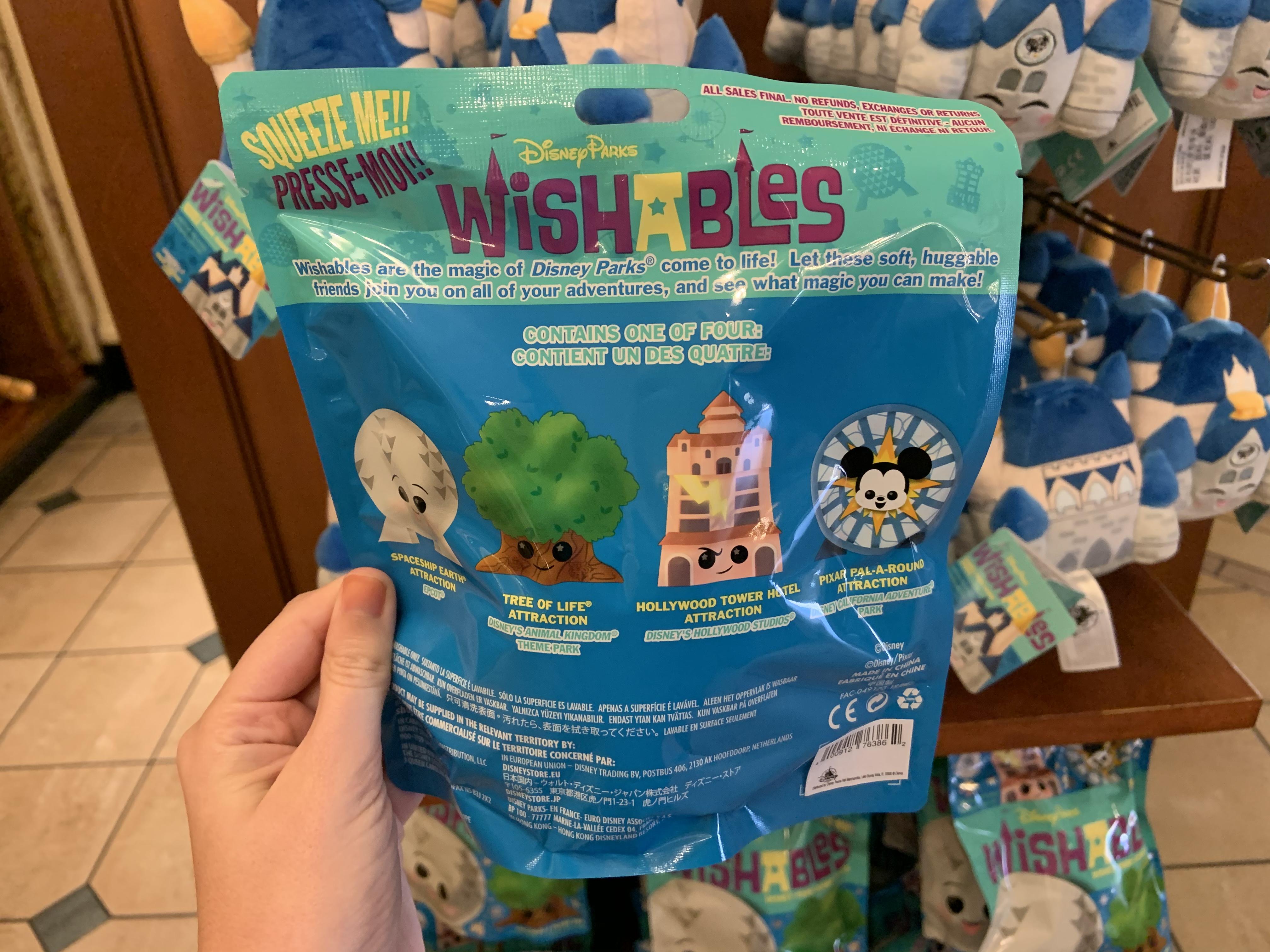 Wishables 1/1/20 3