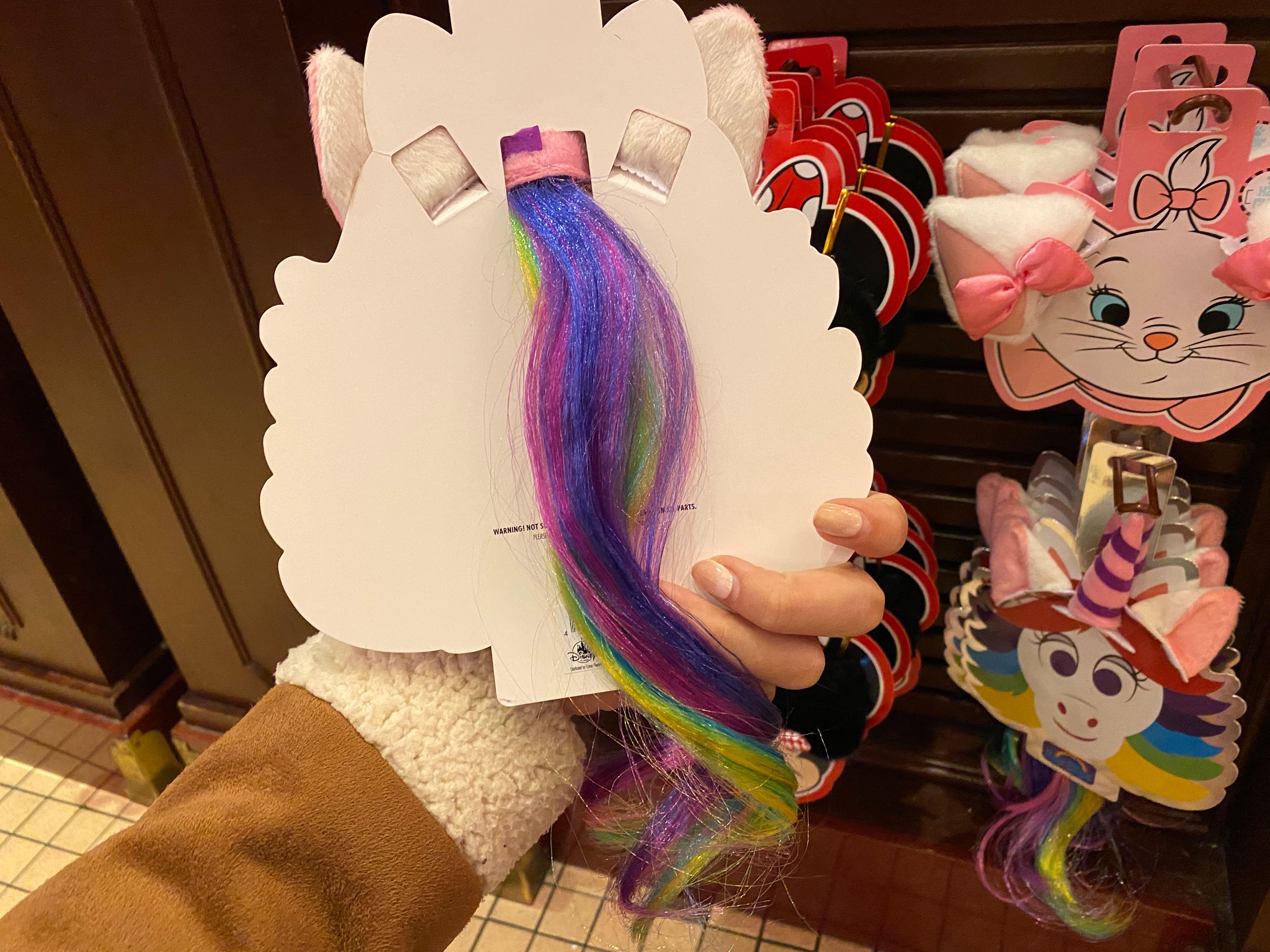 Rainbow Unicorn Hair Clips – $9.99