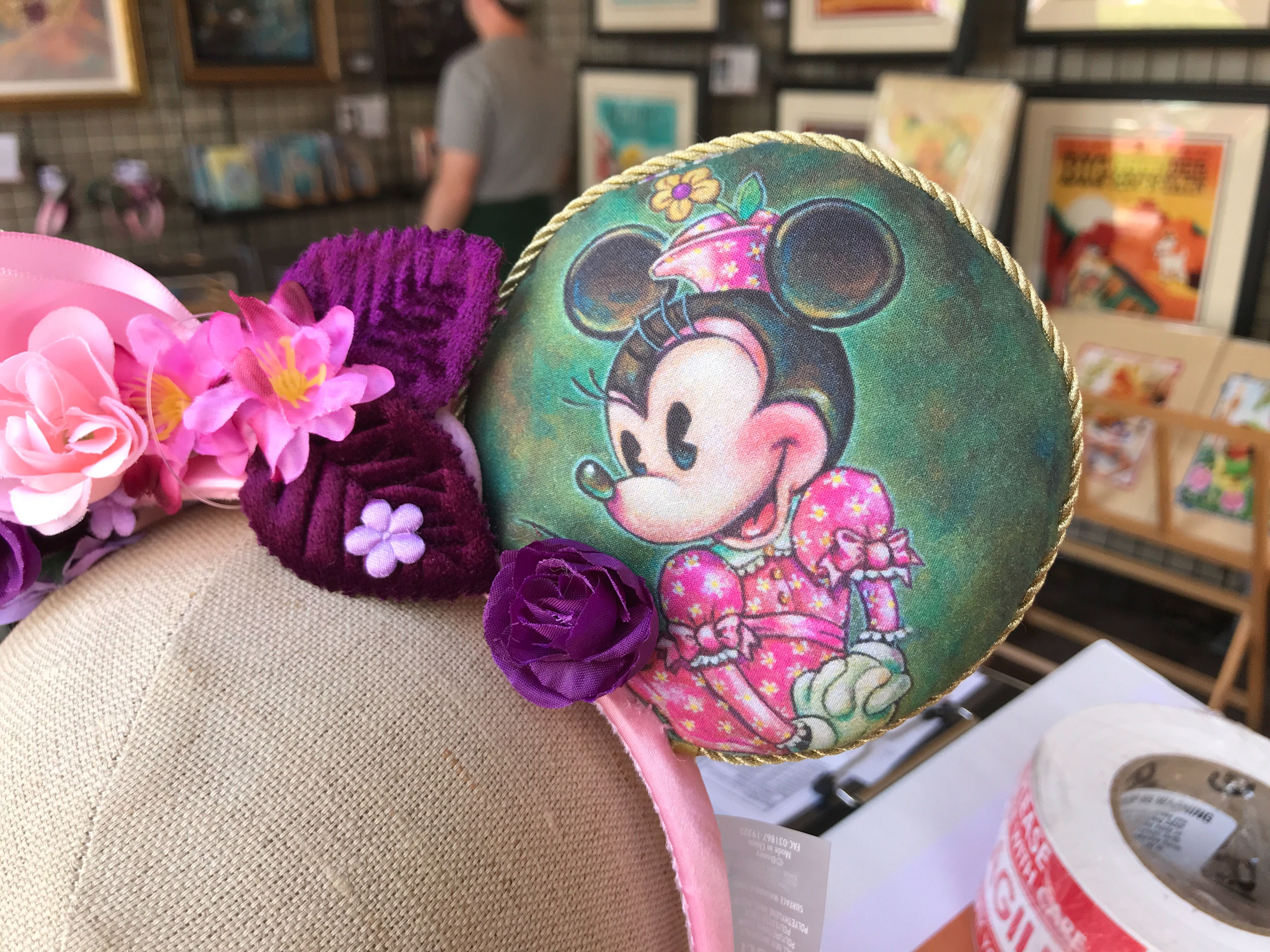 john coulter minnie ears