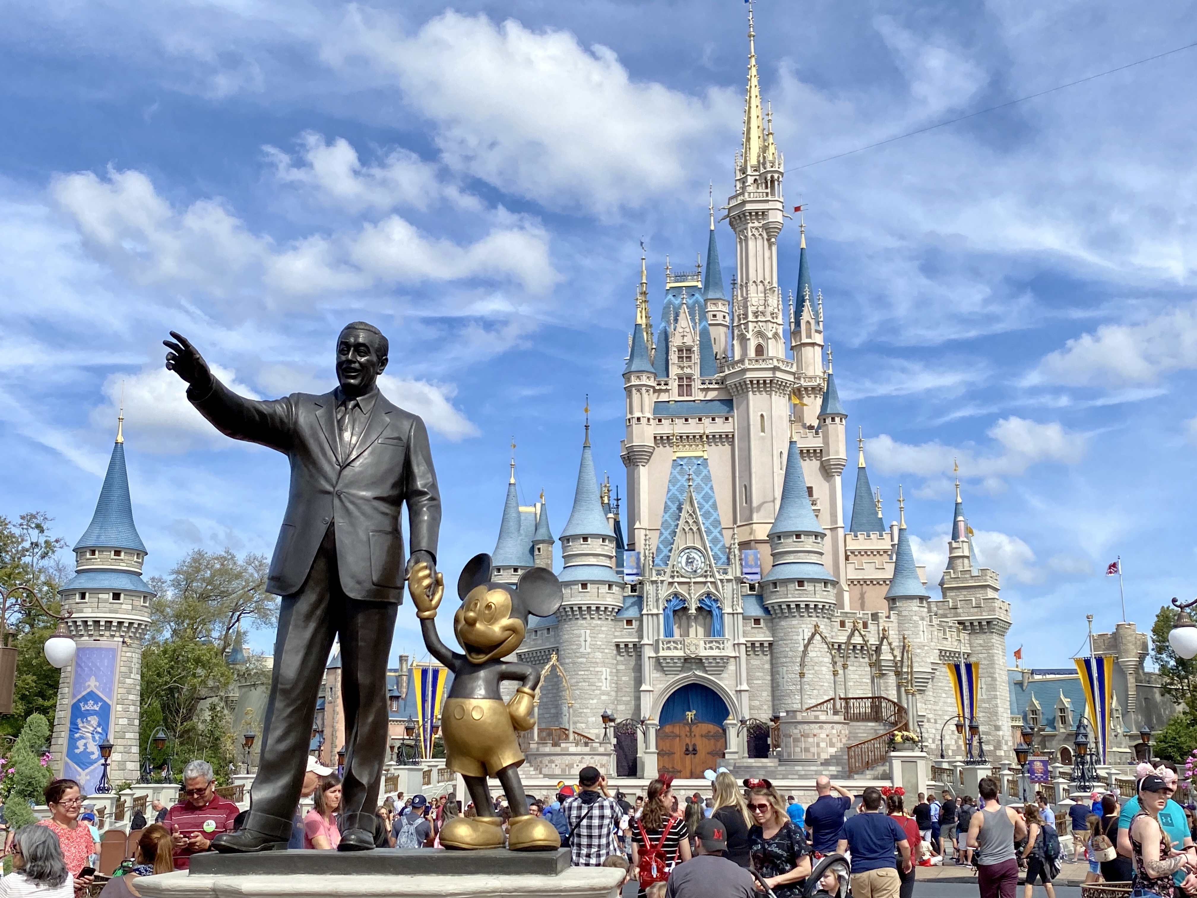Walt Disney World Cast Members Asked to Stay Home After Trip to ...