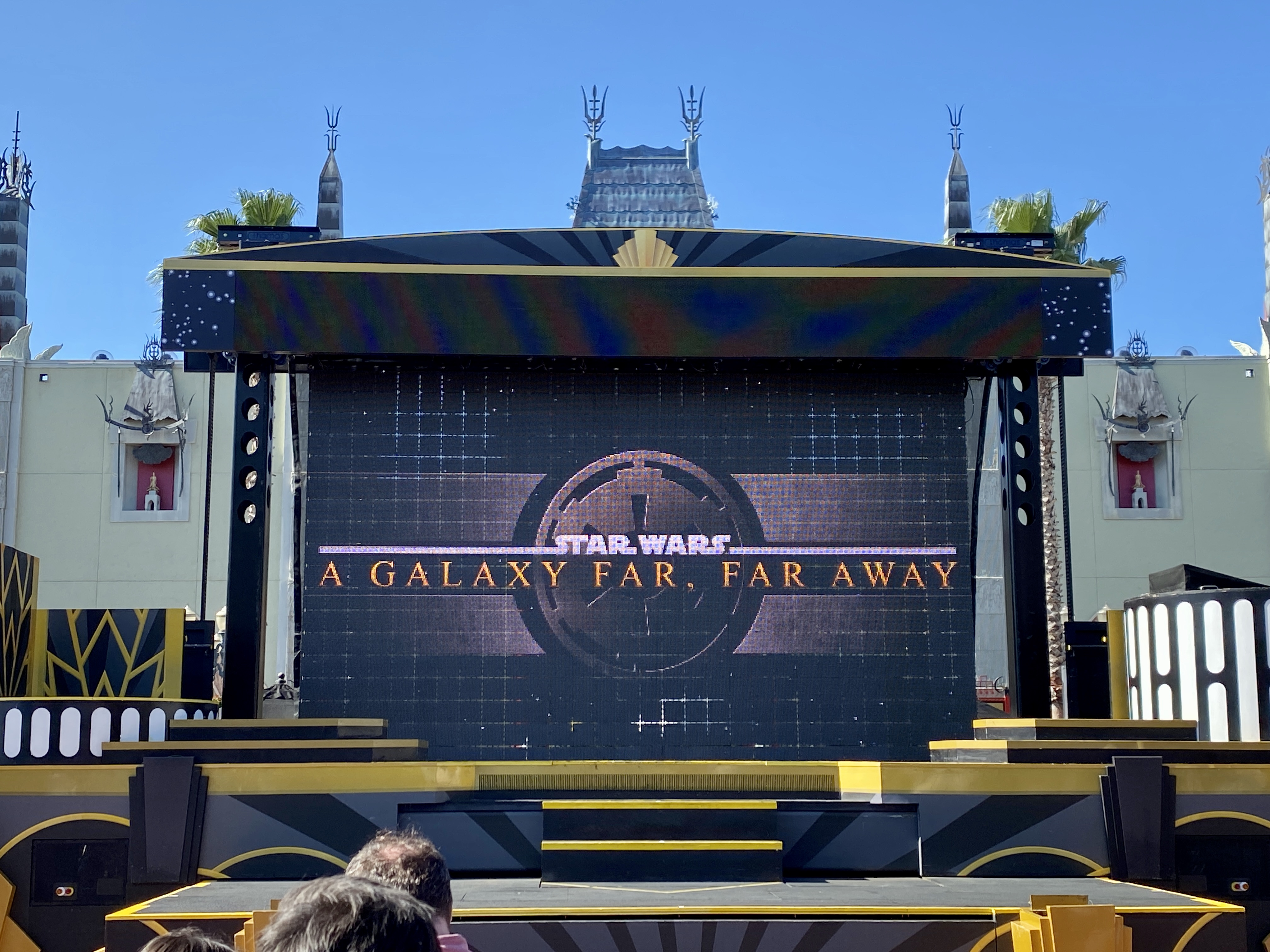 Star Wars galaxy far far away