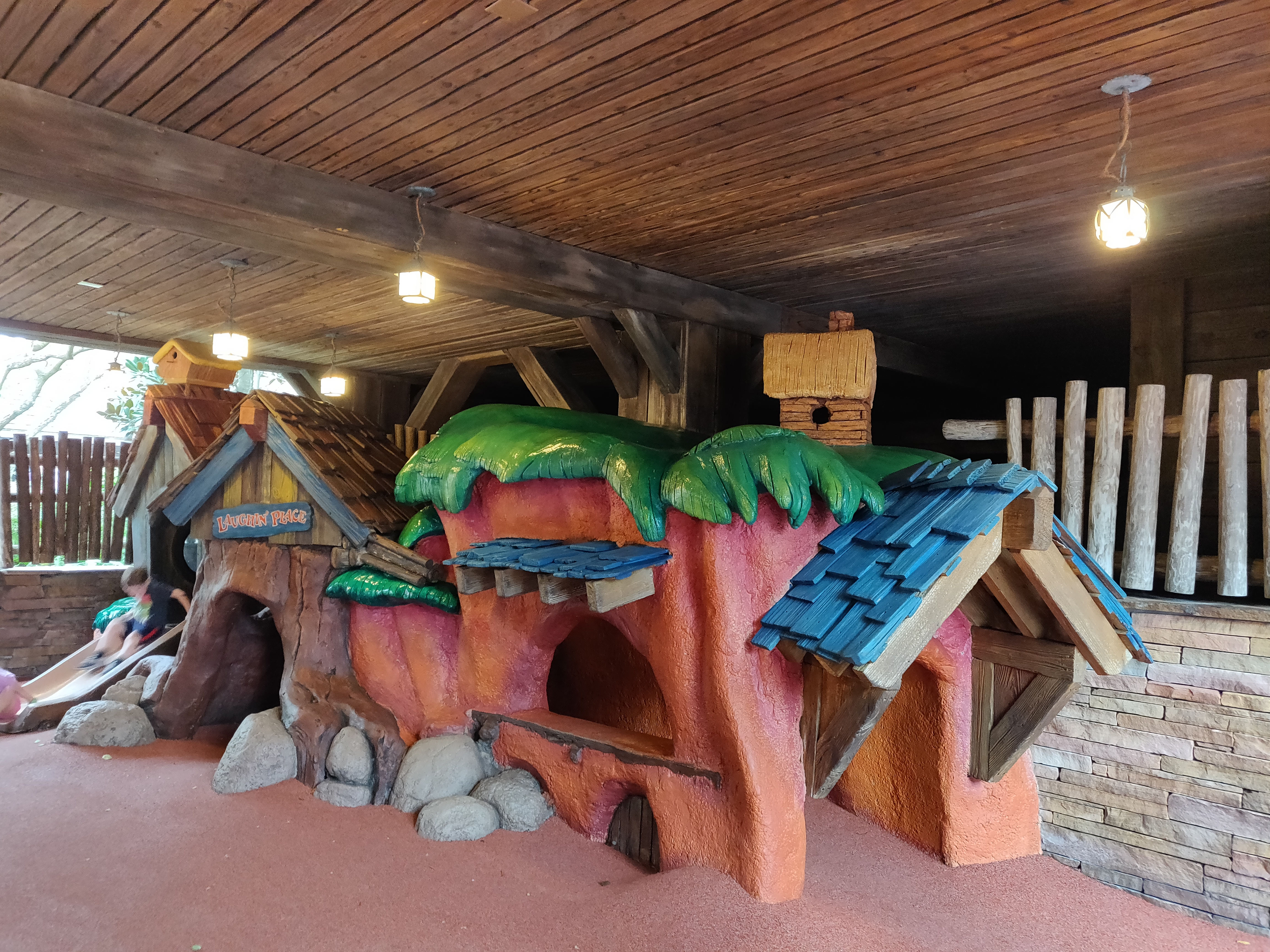 Laughing Place Play Area