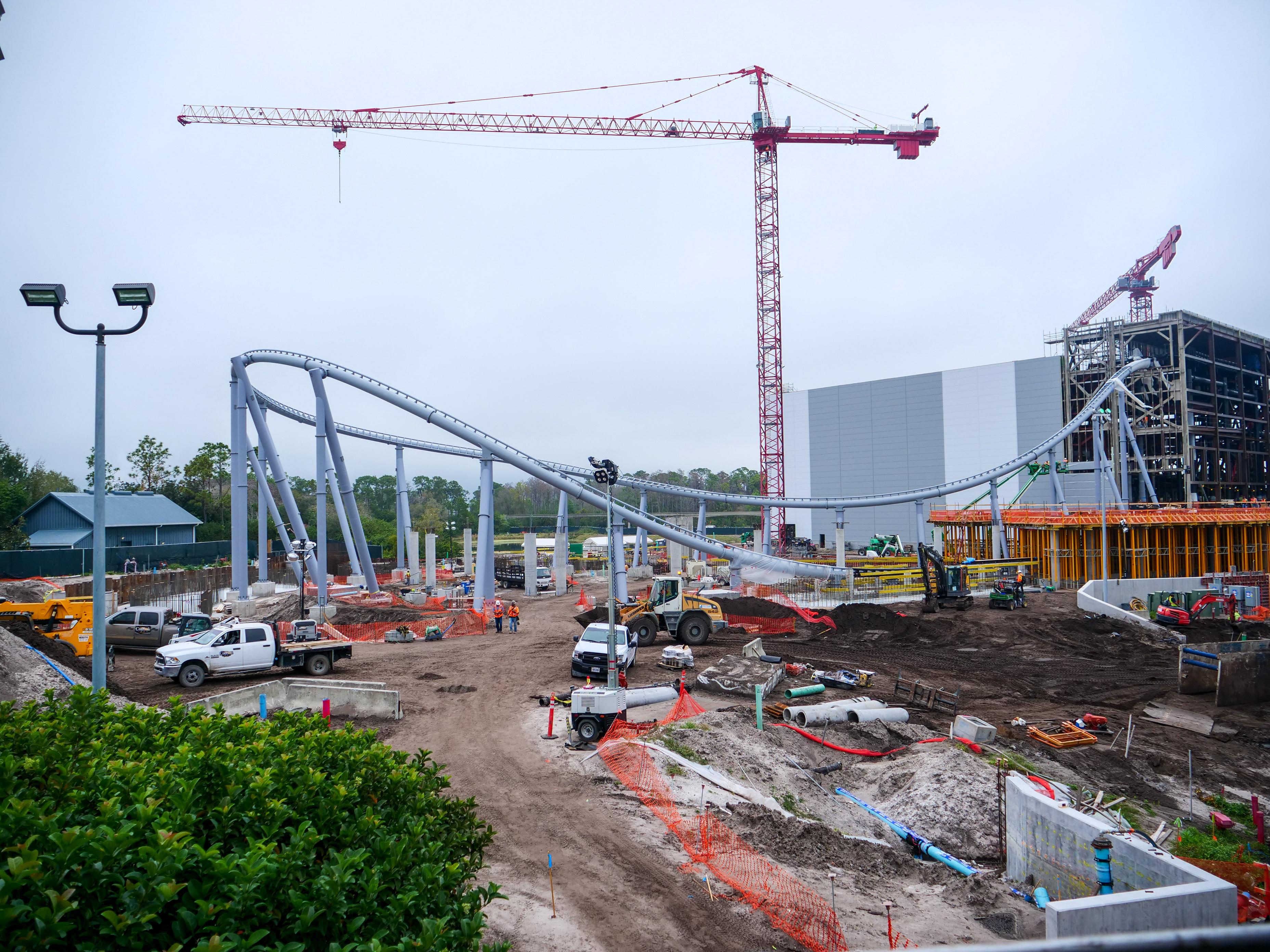 TRON Construction
