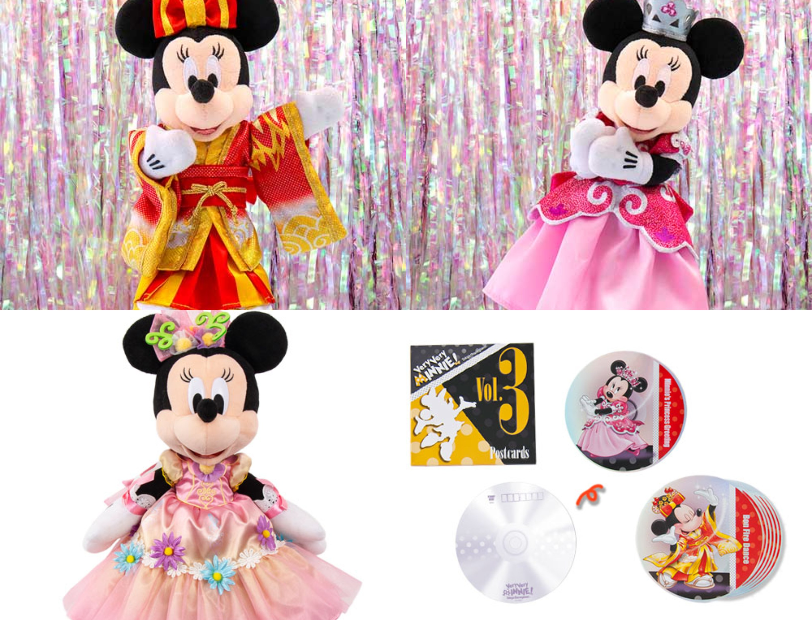 Mickey Mouse Posey Purasshi 35th Tokyo Disney Resort Limited