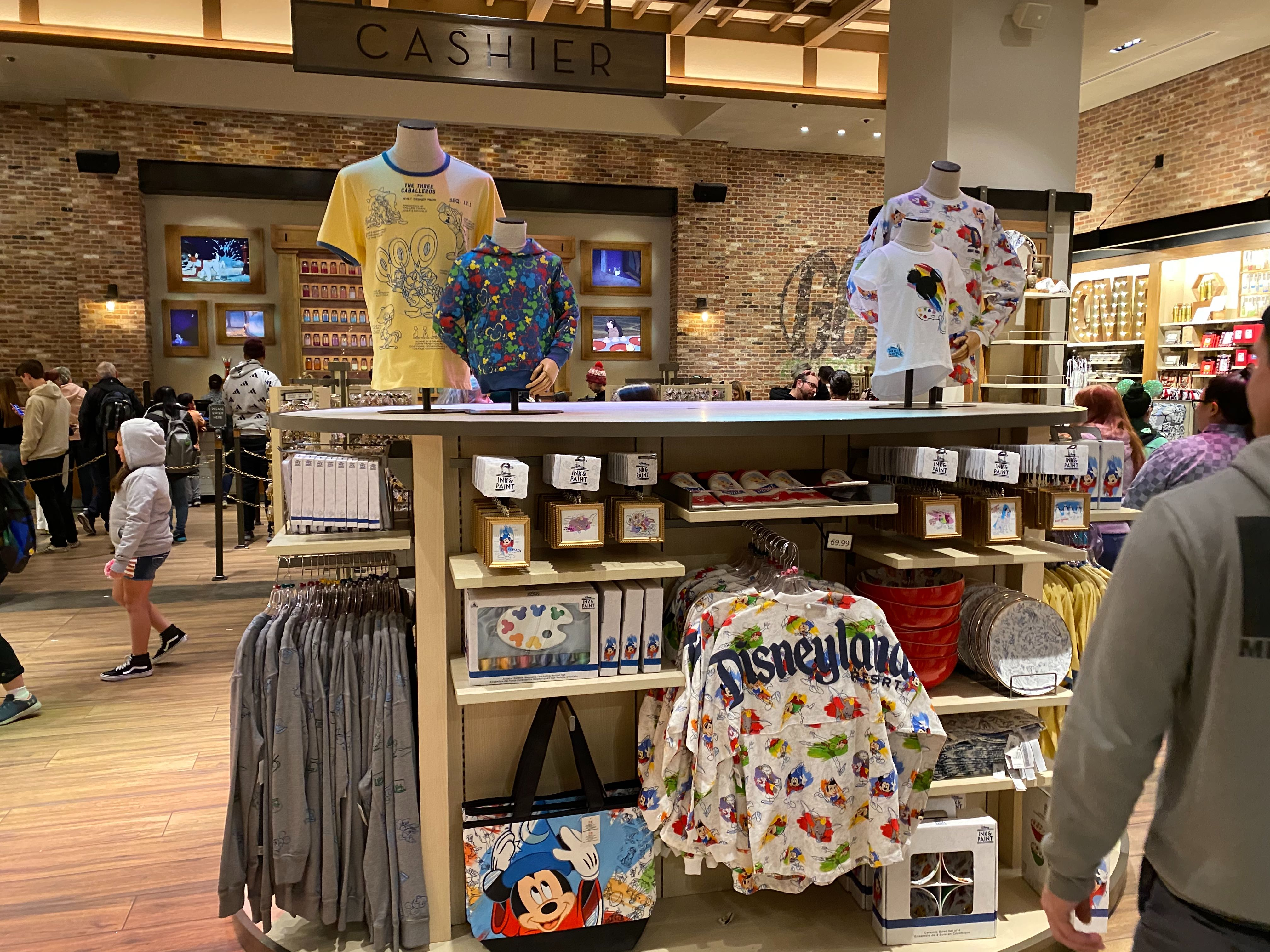 Even More Ink & Paint Collection Merchandise Items (, and More) Draw You In at Disneyland Resort