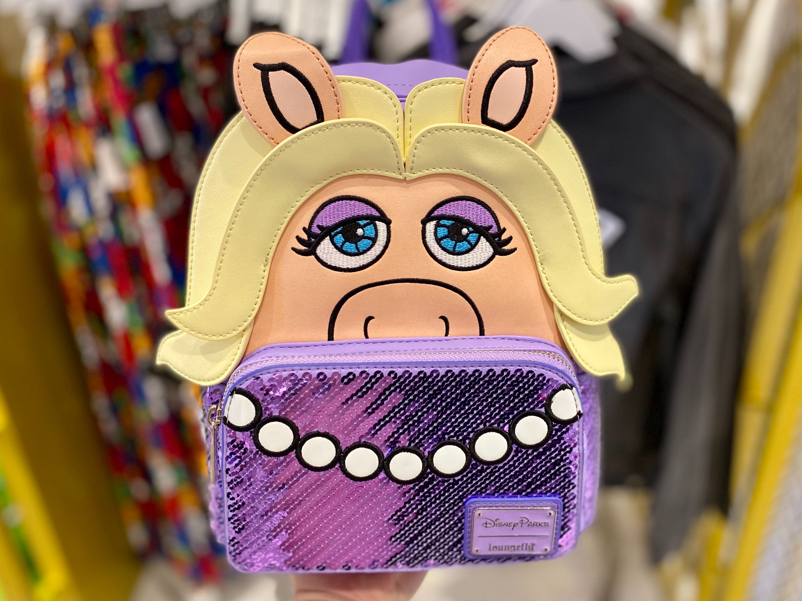 miss piggy loungefly backpack