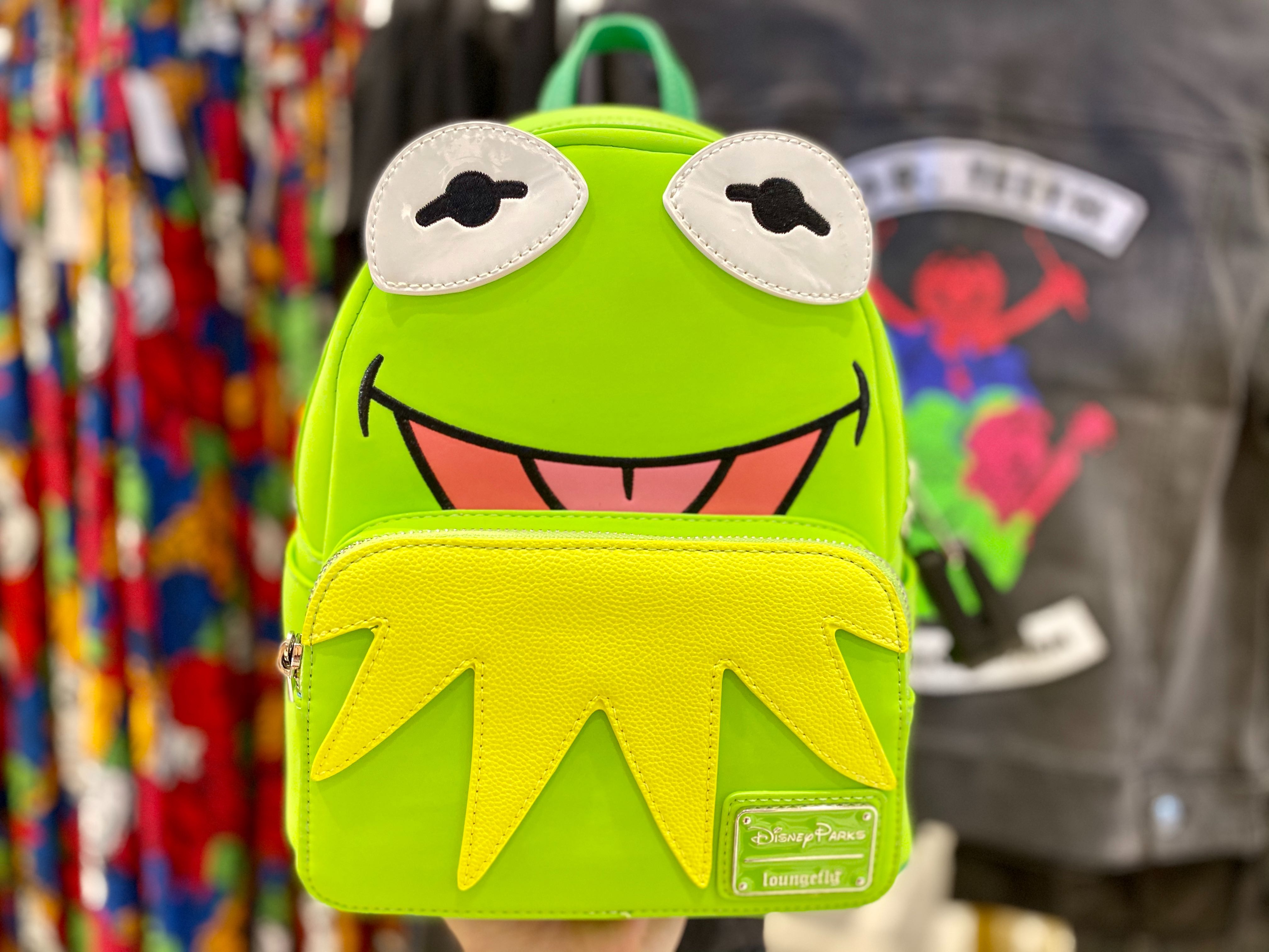 kermit loungefly backpack
