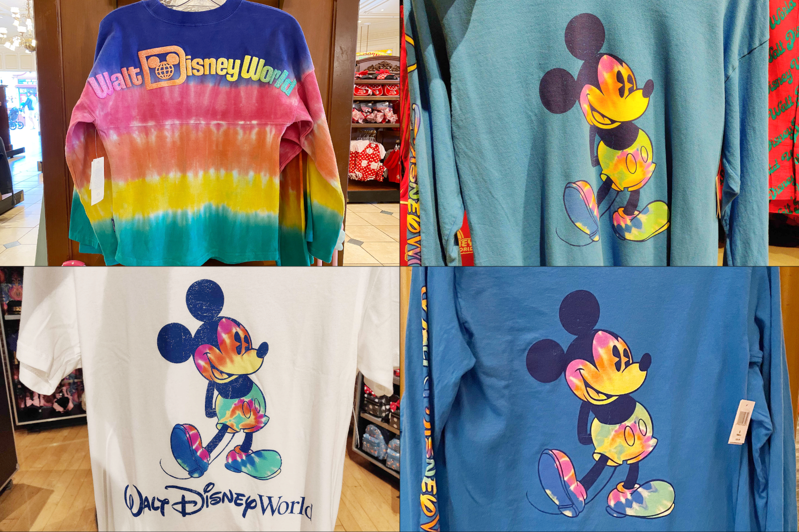 Walt Disney World Park Exclusive white Minnie Mouse Youth t-shirt