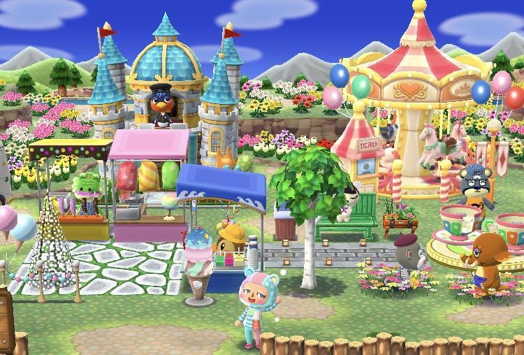 Animal Crossing Walt Disney World