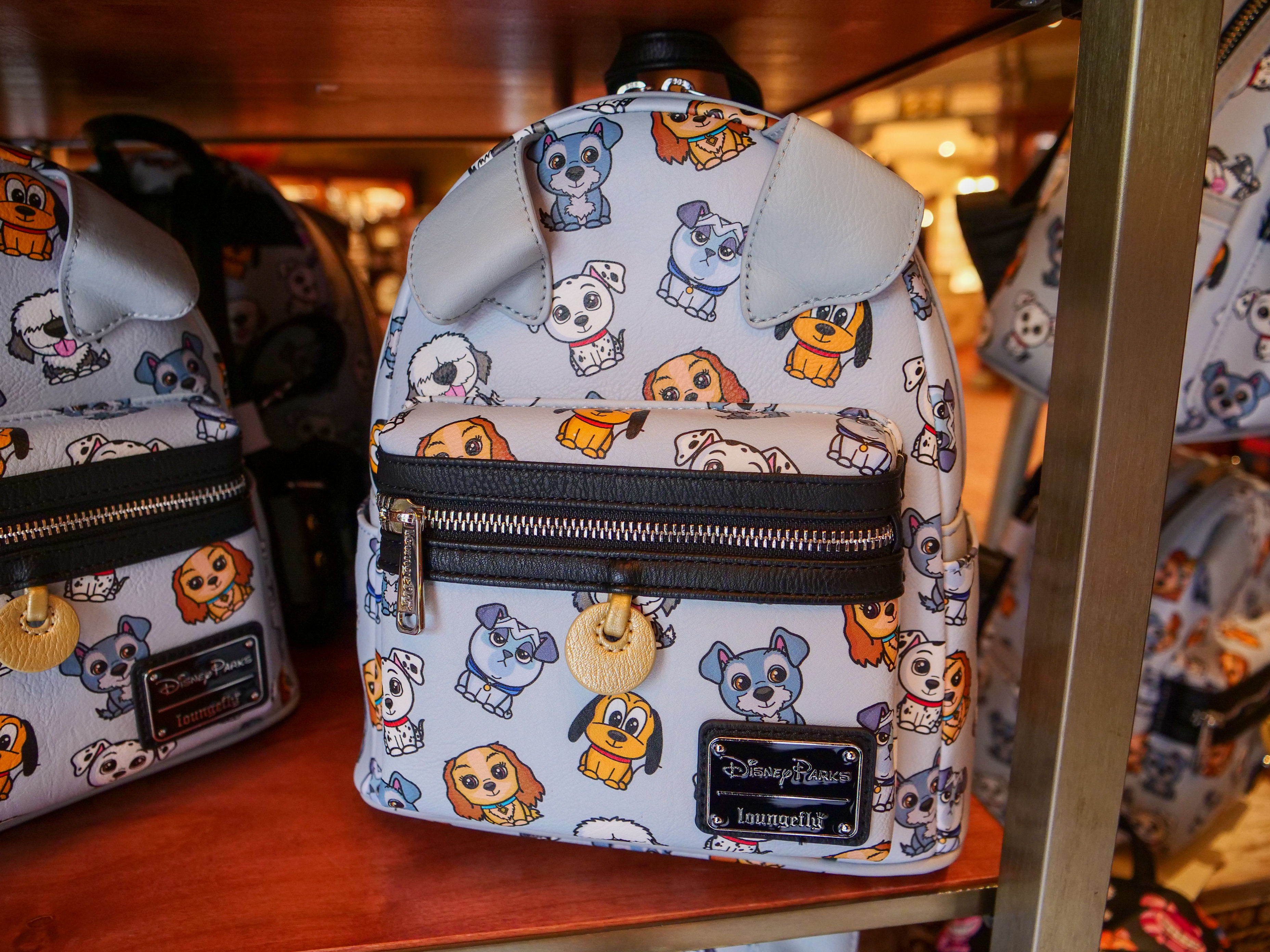 Dogs Loungefly Backpack