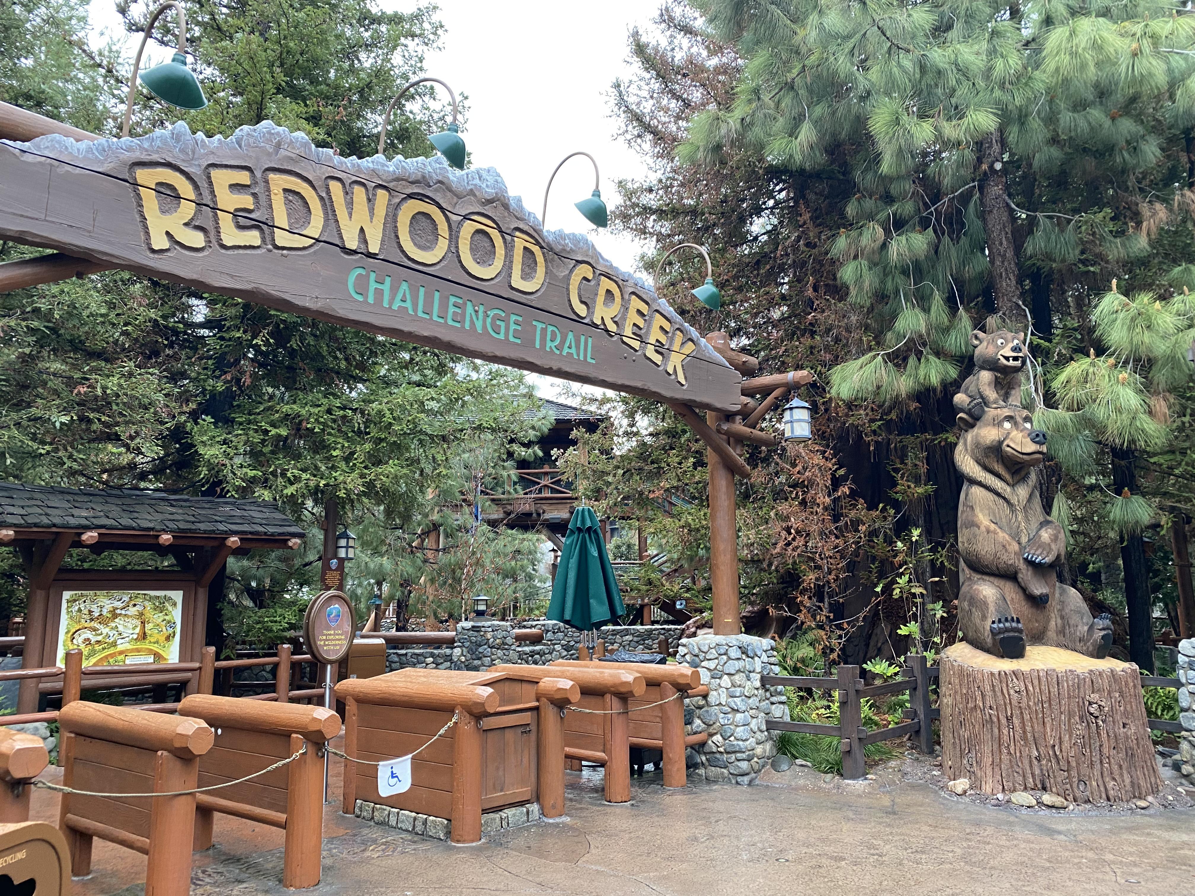 redwook creek challenge