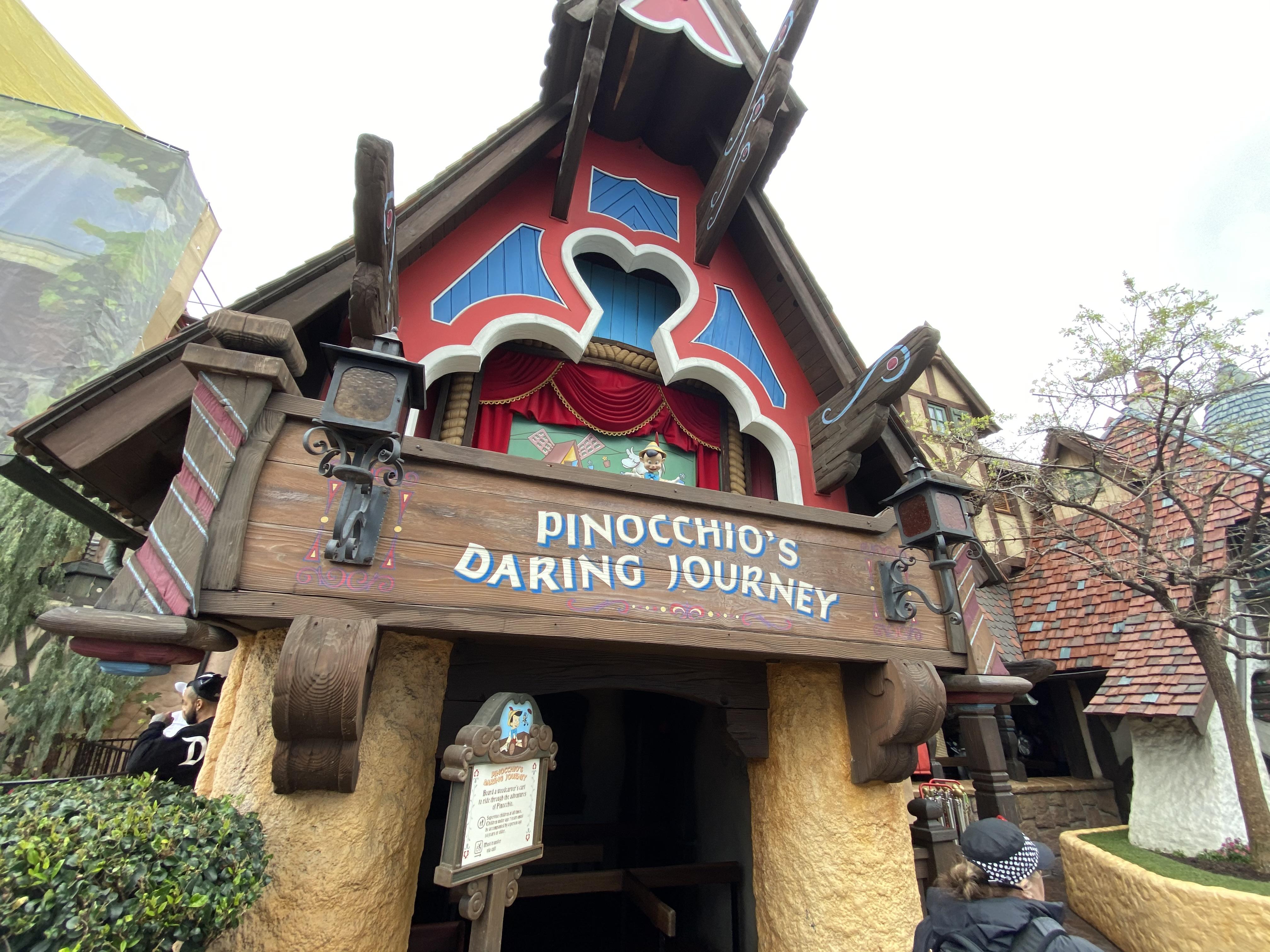pinocchios daring journey