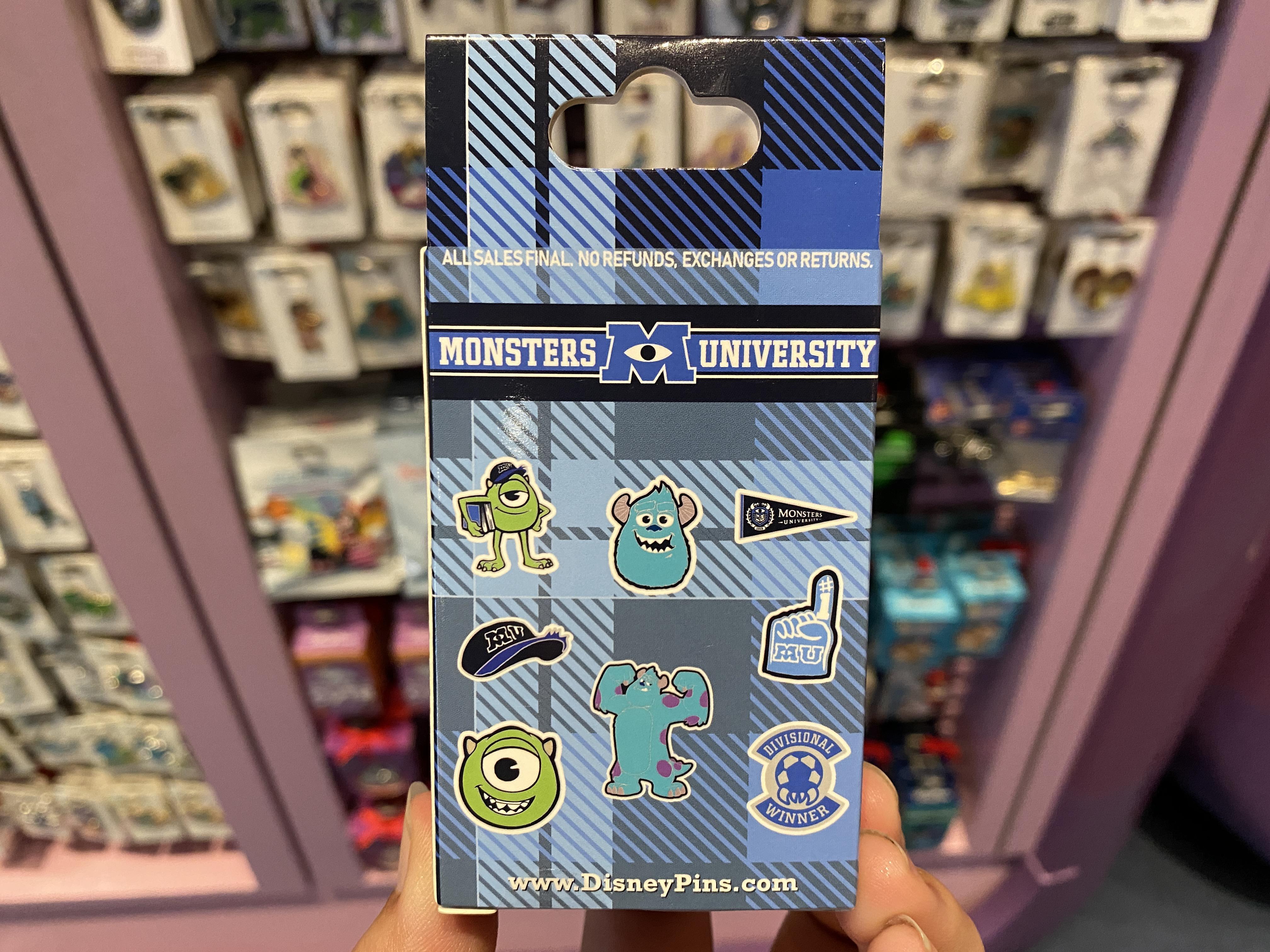 Monsters university blind box
