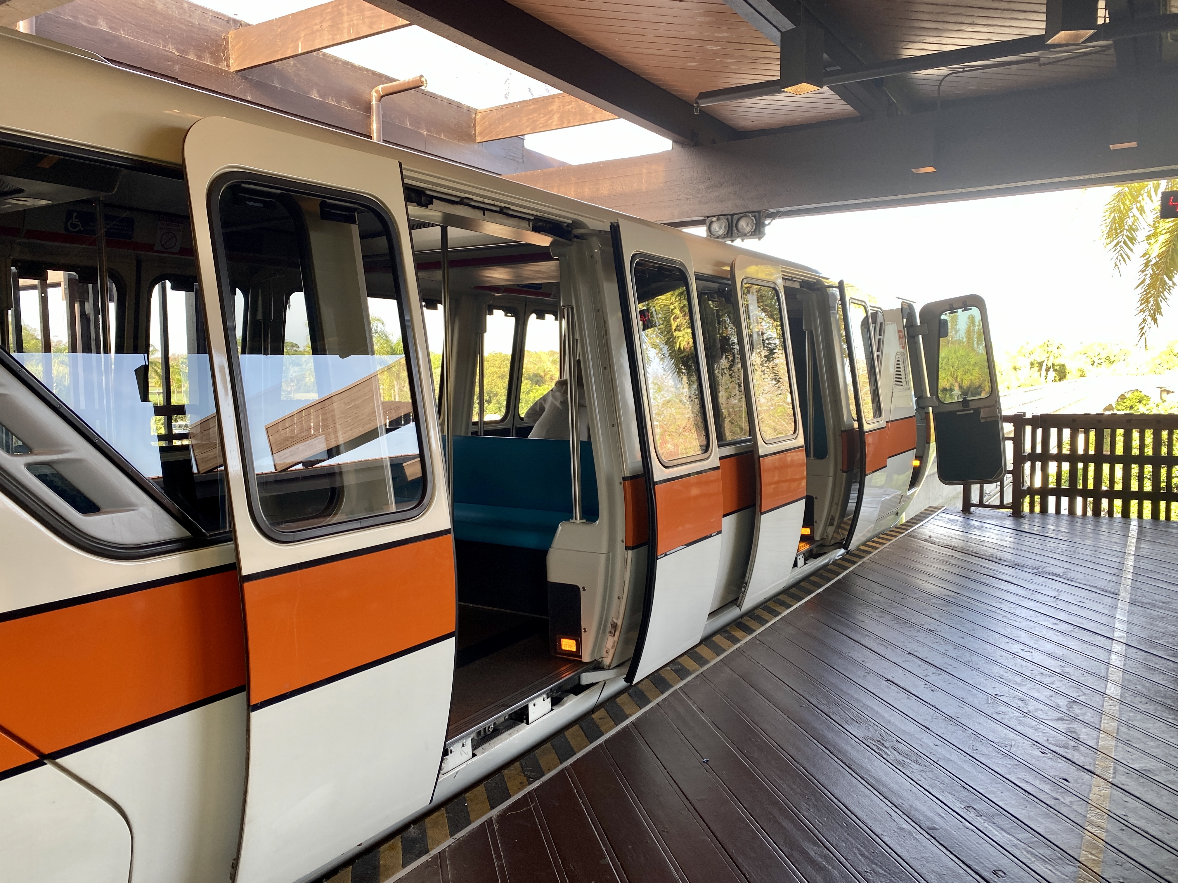 Monorail open