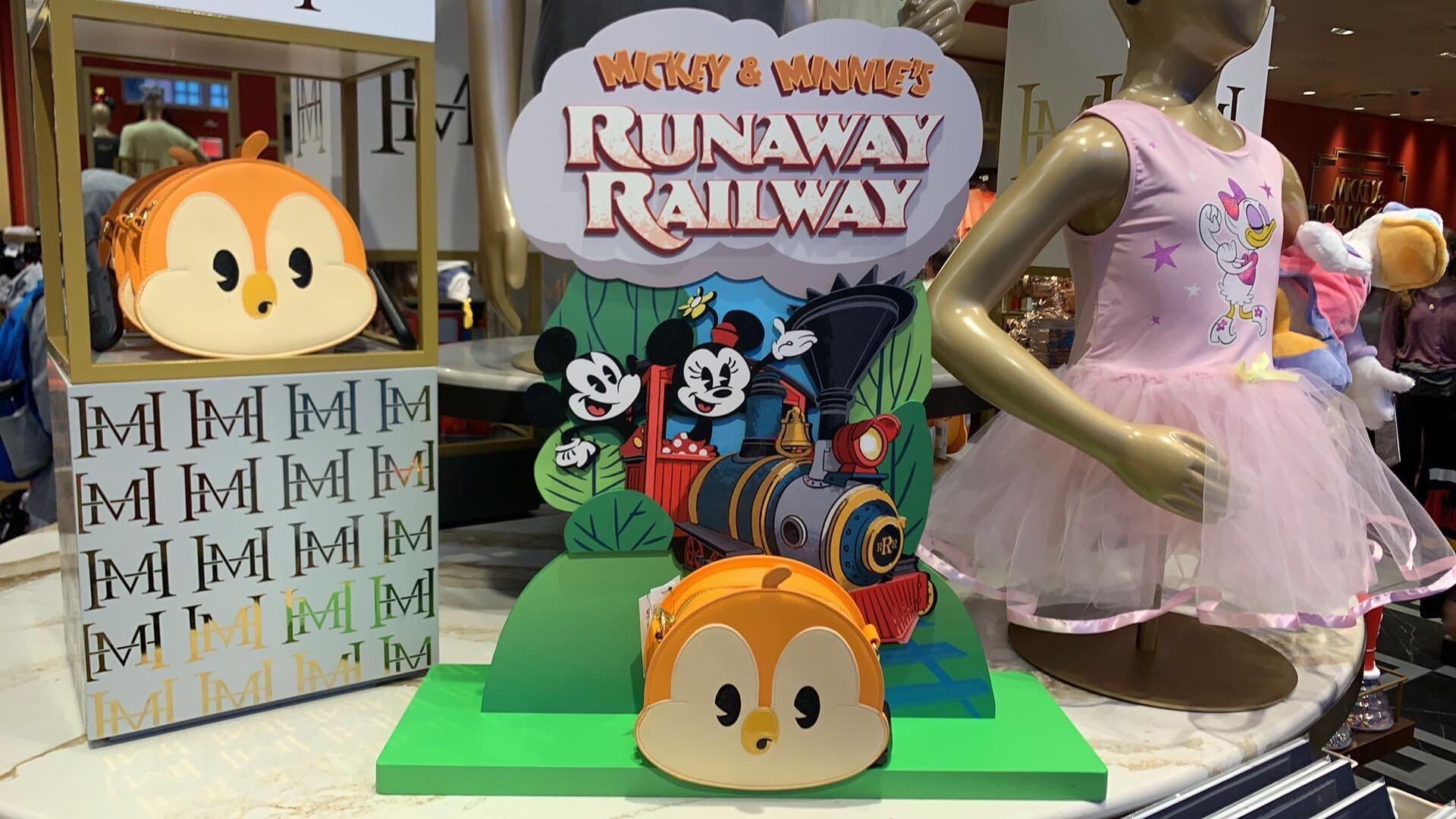 runaway railway bird purse loungefly