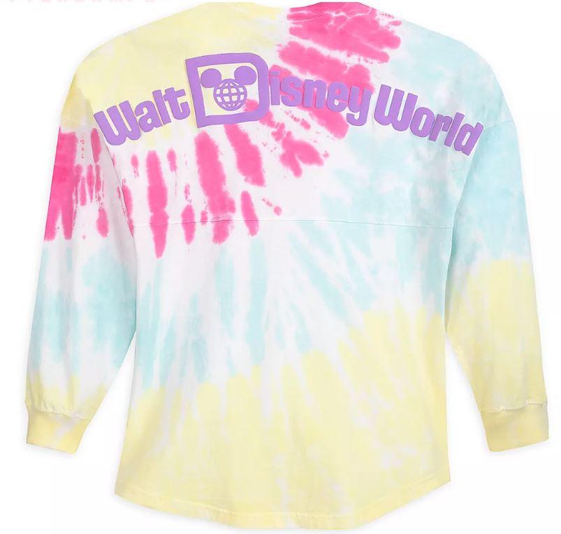 tie-dye clothing wdw disneyland