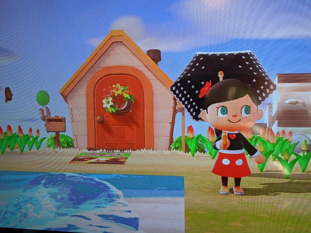 Animal Crossing New Horizons Mickey Mouse