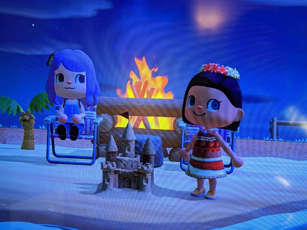 Animal Crossing New Horizons Moana