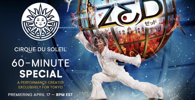 "Cirque du Soleil's ""Zed"""