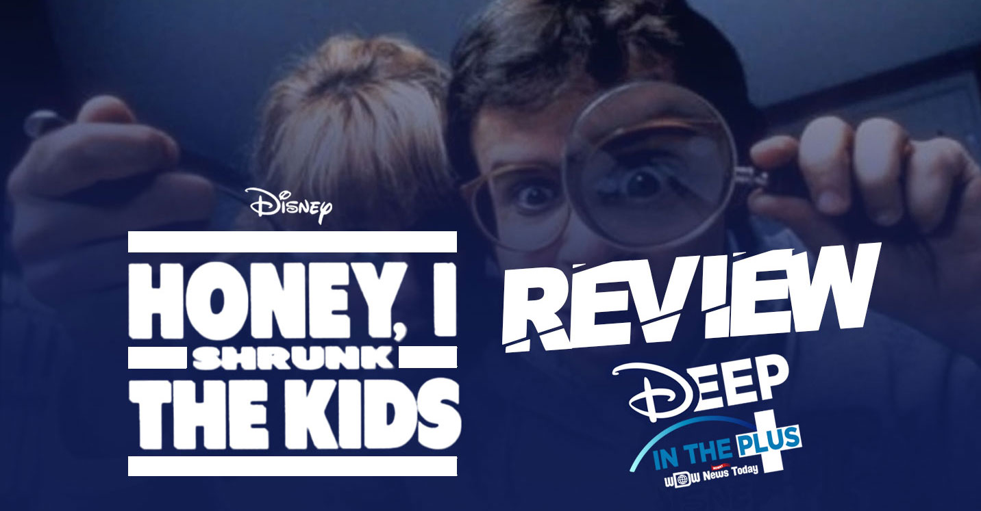 Honey I Shrunk the Kids Movie Review