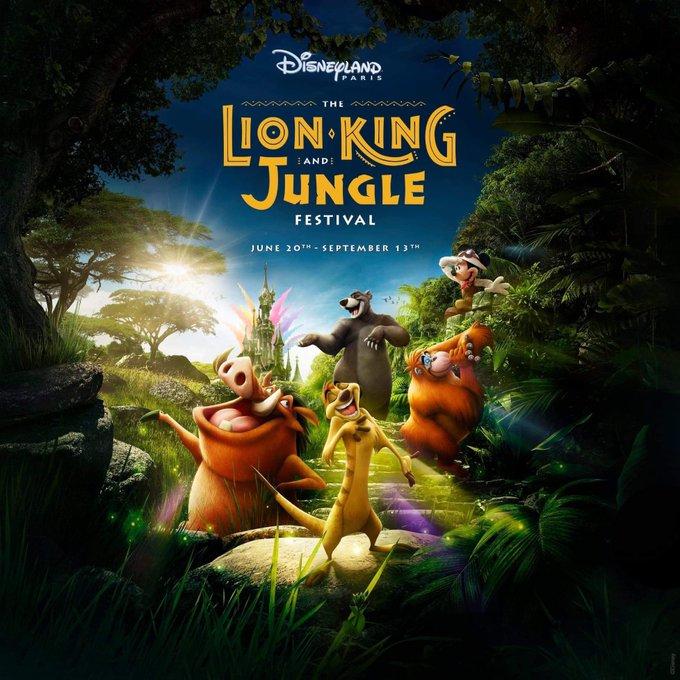lion king jungle festival dlp