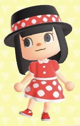 Animal Crossing New Horizons Minnie