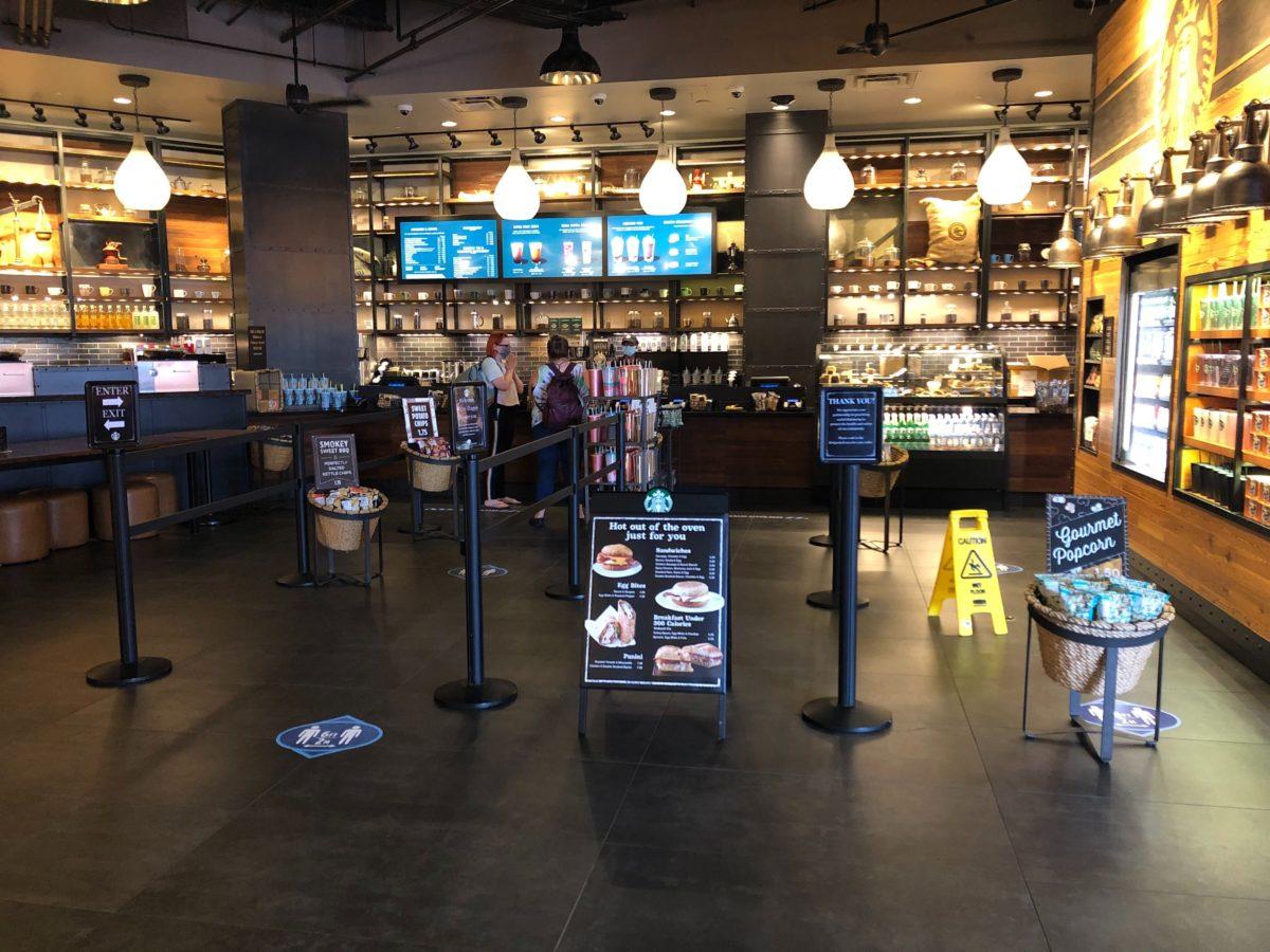 Starbucks CityWalk