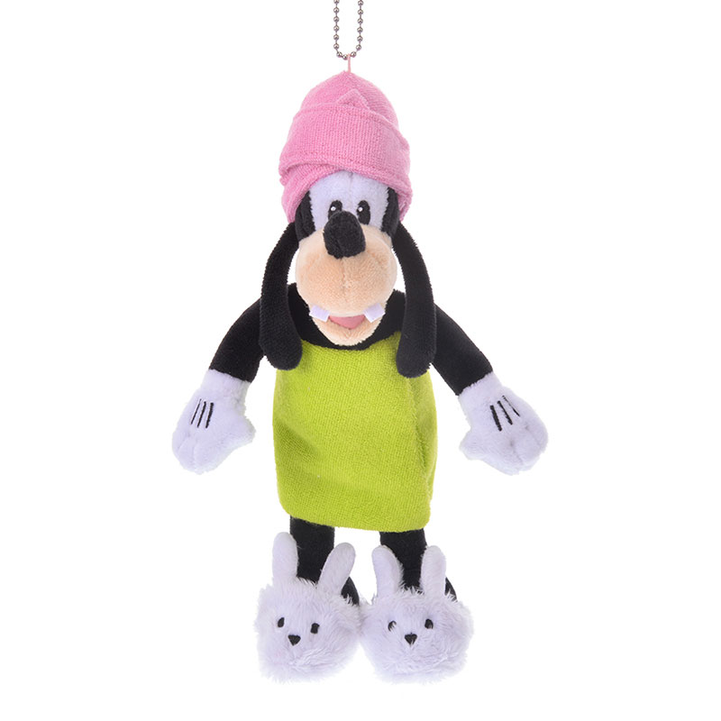 Disney Store Japan Goofy with Hot Dog Living in New York Plush New with Tags