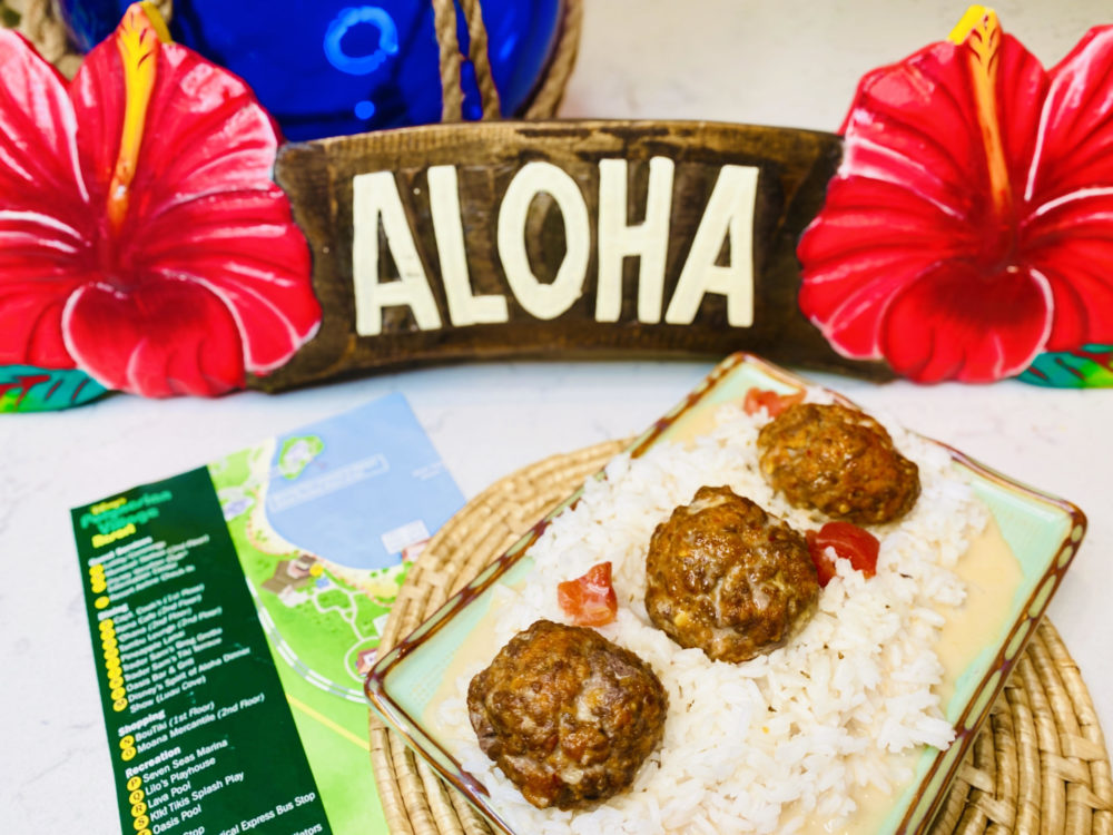 Thai Coconut Meatballs