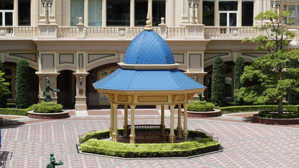 Tokyo Disneyland Hotel Gazebo