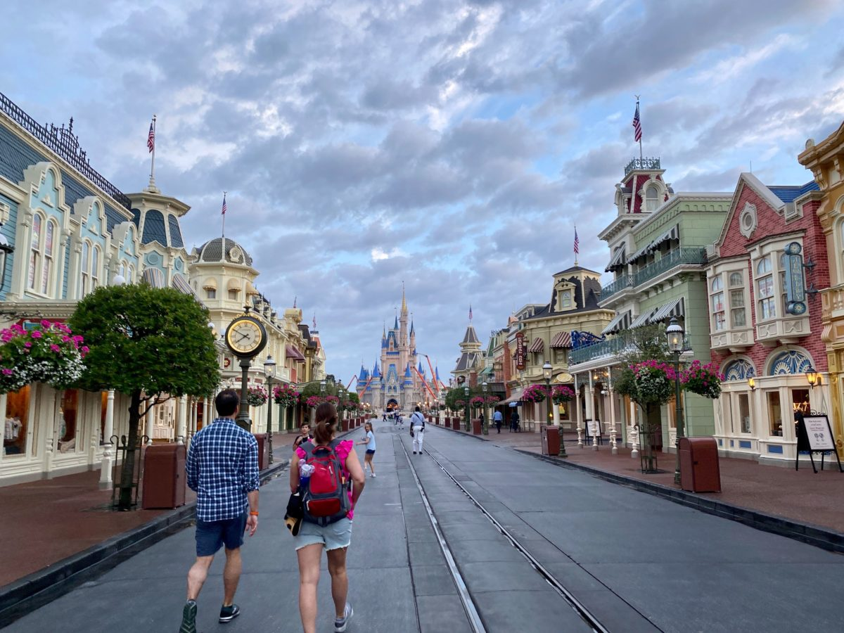 Walt Disney World Considering Reopening Park at 20-30% Limited Capacity - wdwnt.com
