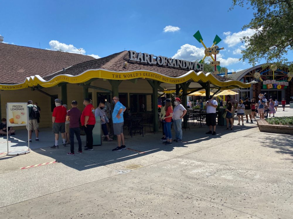 Quick Service Restaurants Reopen at Disney Springs With New COVID-19 Precautions and Social Distancing Procedures