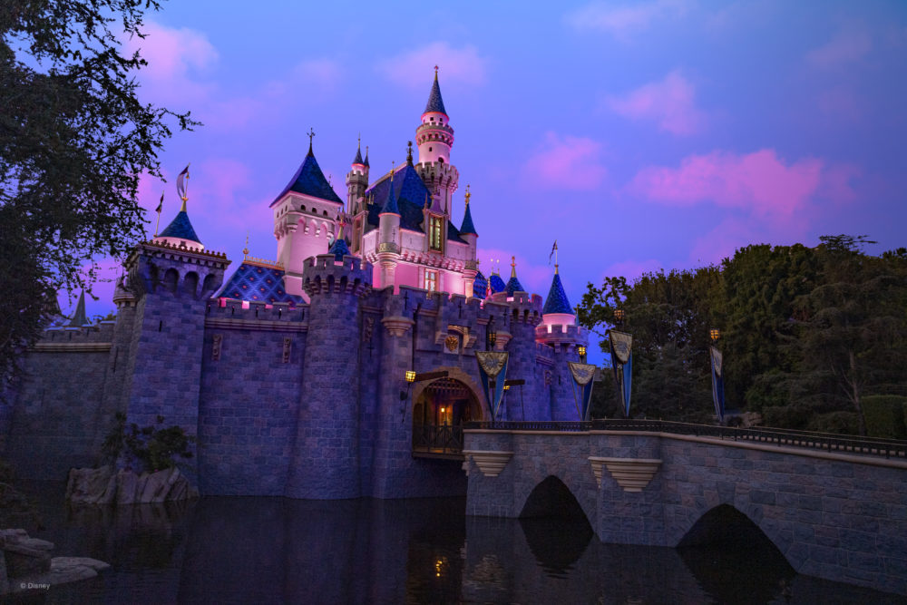 Photos Disneyland Resort Releases Free Photopass Wallpapers Of Sleeping Beauty Castle Pixar Pier The Haunted Mansion And More Wdw News Today
