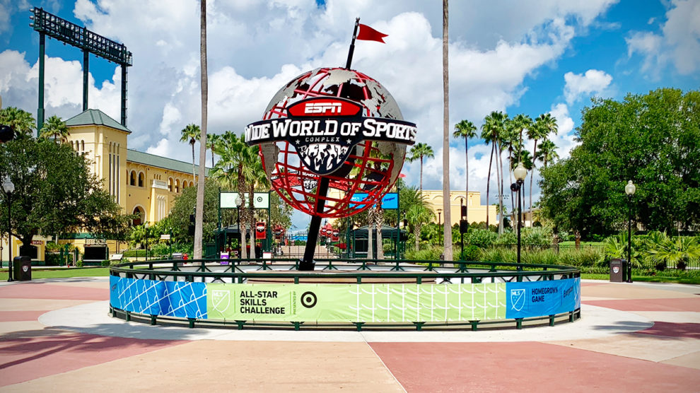 National Basketball Association in 'exploratory' talks to restart season at Disney World